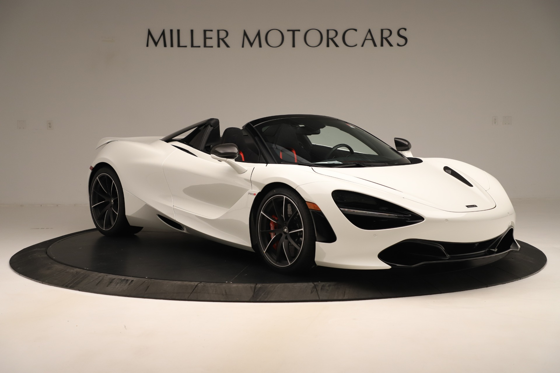 New 2020 McLaren 720S Convertible For Sale In Greenwich, CT. Alfa Romeo of Greenwich, MC456 3390_p16