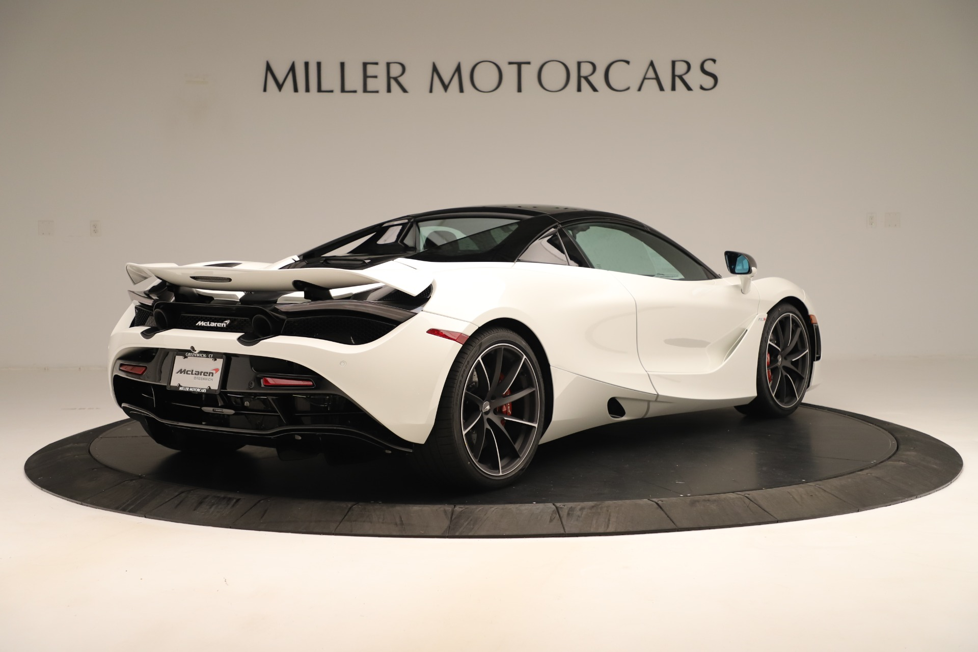 New 2020 McLaren 720S Convertible For Sale In Greenwich, CT. Alfa Romeo of Greenwich, MC456 3390_p6