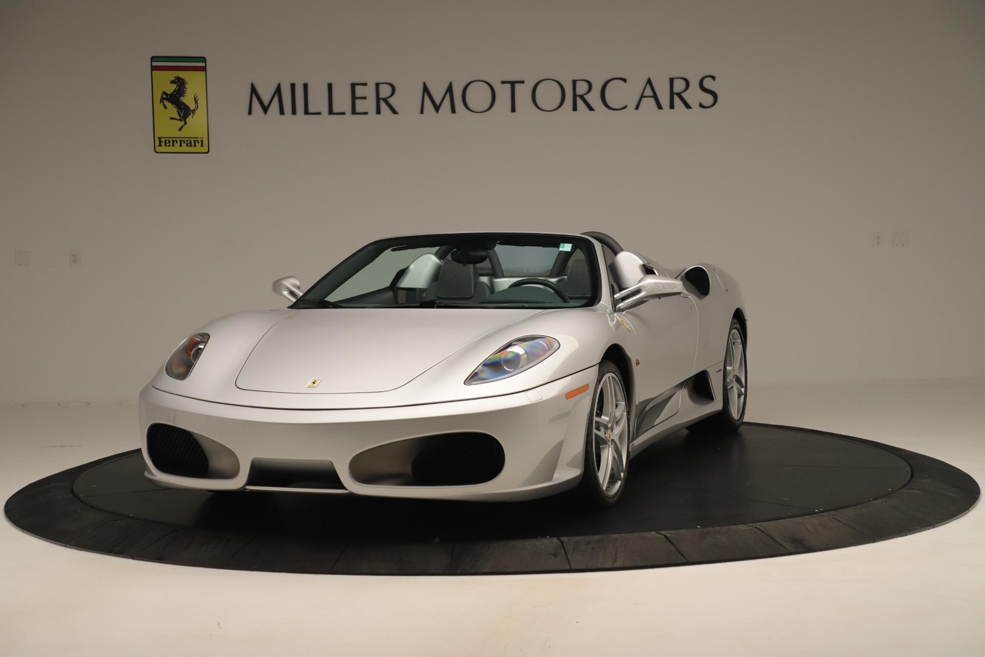 Used 2008 Ferrari F430 Spider  For Sale In Greenwich, CT. Alfa Romeo of Greenwich, 4584 3391_main