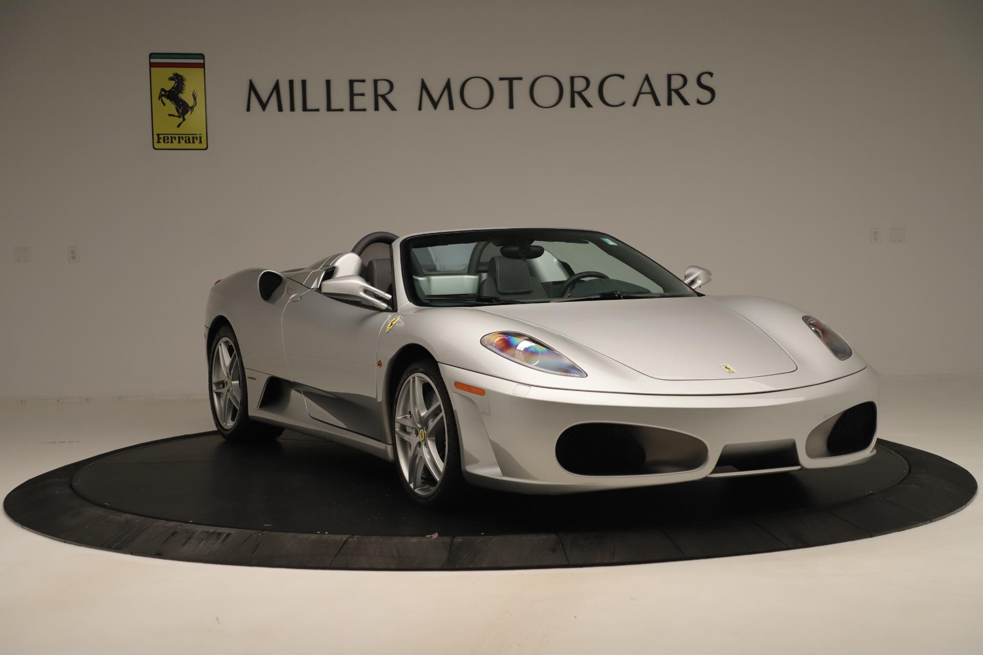 Used 2008 Ferrari F430 Spider  For Sale In Greenwich, CT. Alfa Romeo of Greenwich, 4584 3391_p11