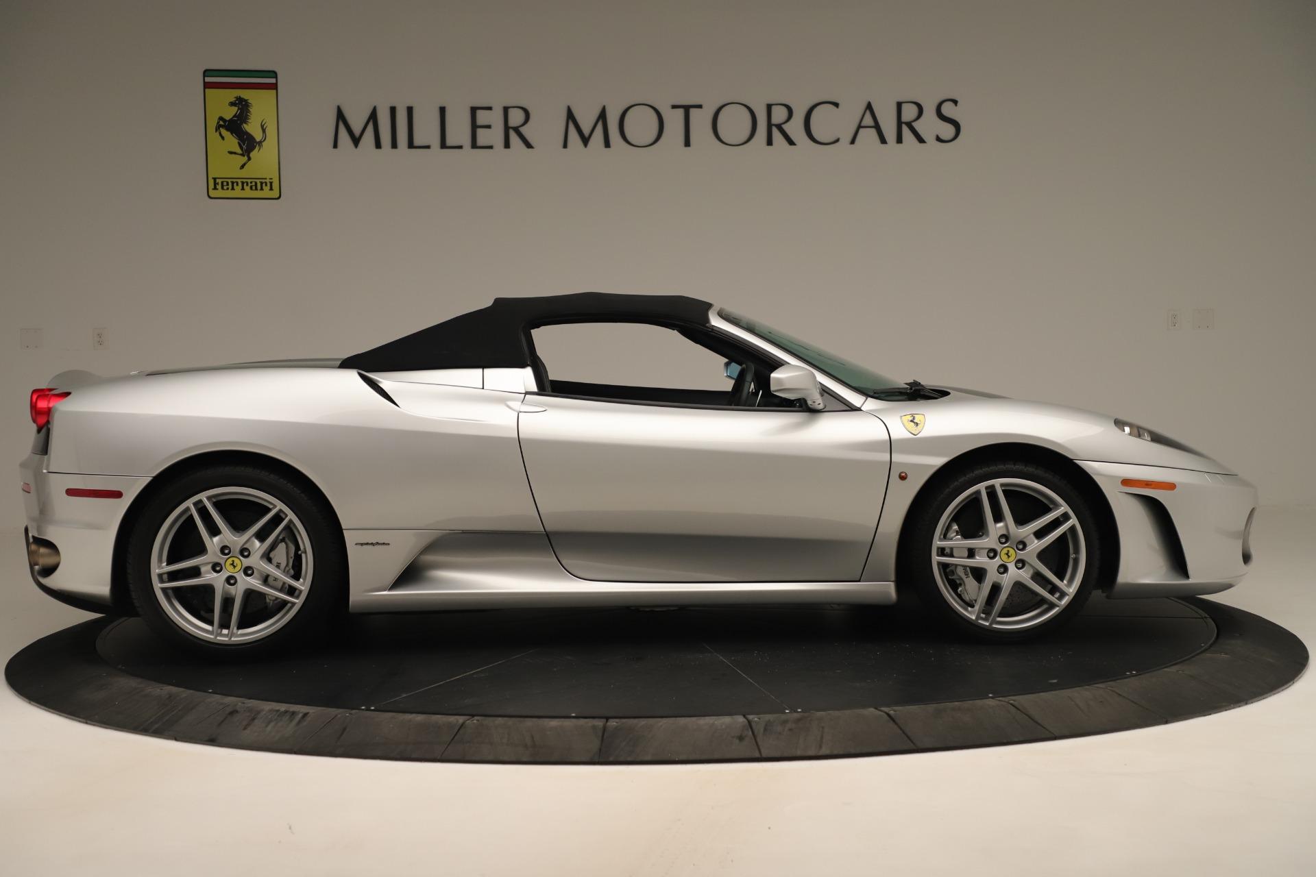 Used 2008 Ferrari F430 Spider  For Sale In Greenwich, CT. Alfa Romeo of Greenwich, 4584 3391_p15