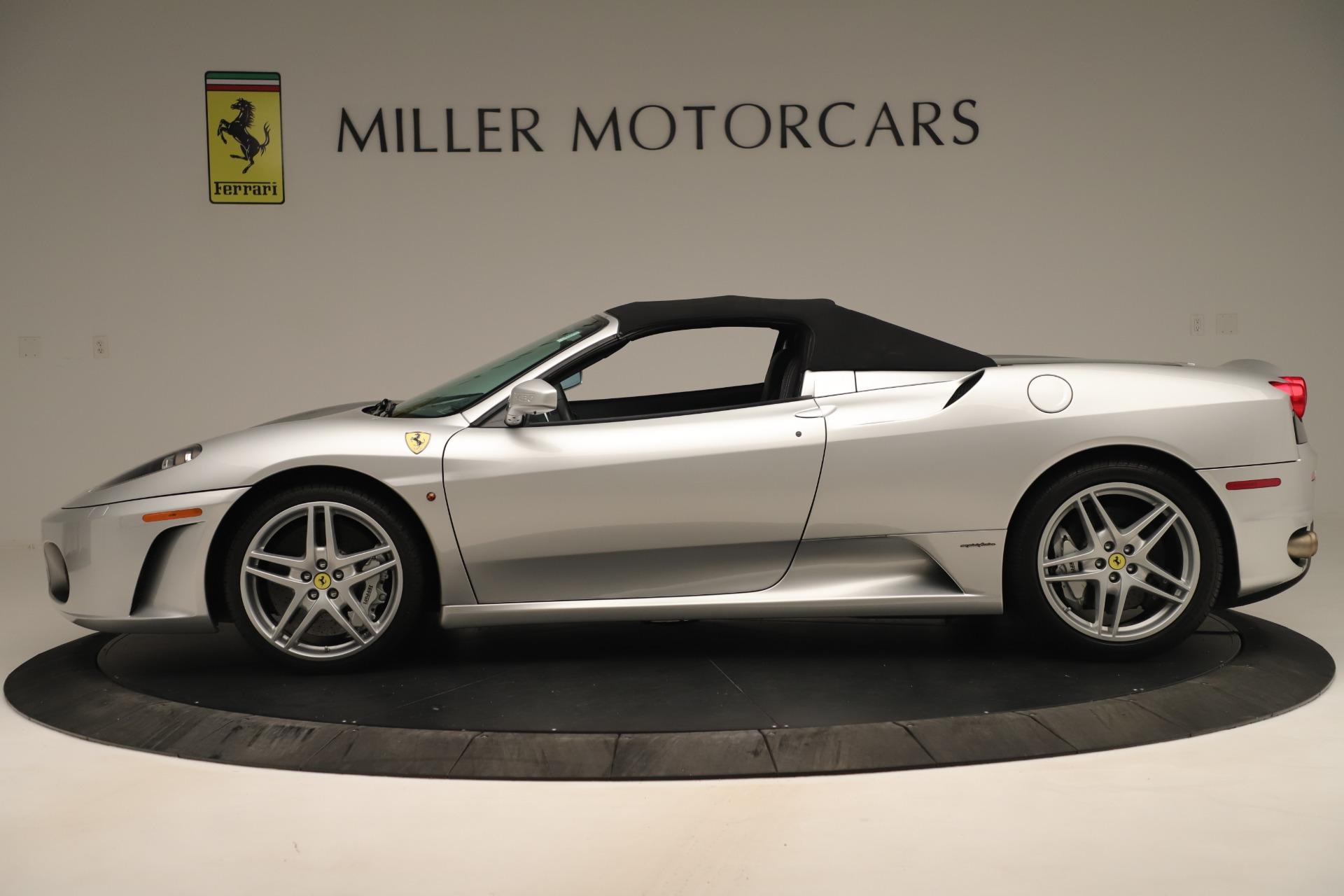 Used 2008 Ferrari F430 Spider  For Sale In Greenwich, CT. Alfa Romeo of Greenwich, 4584 3391_p18