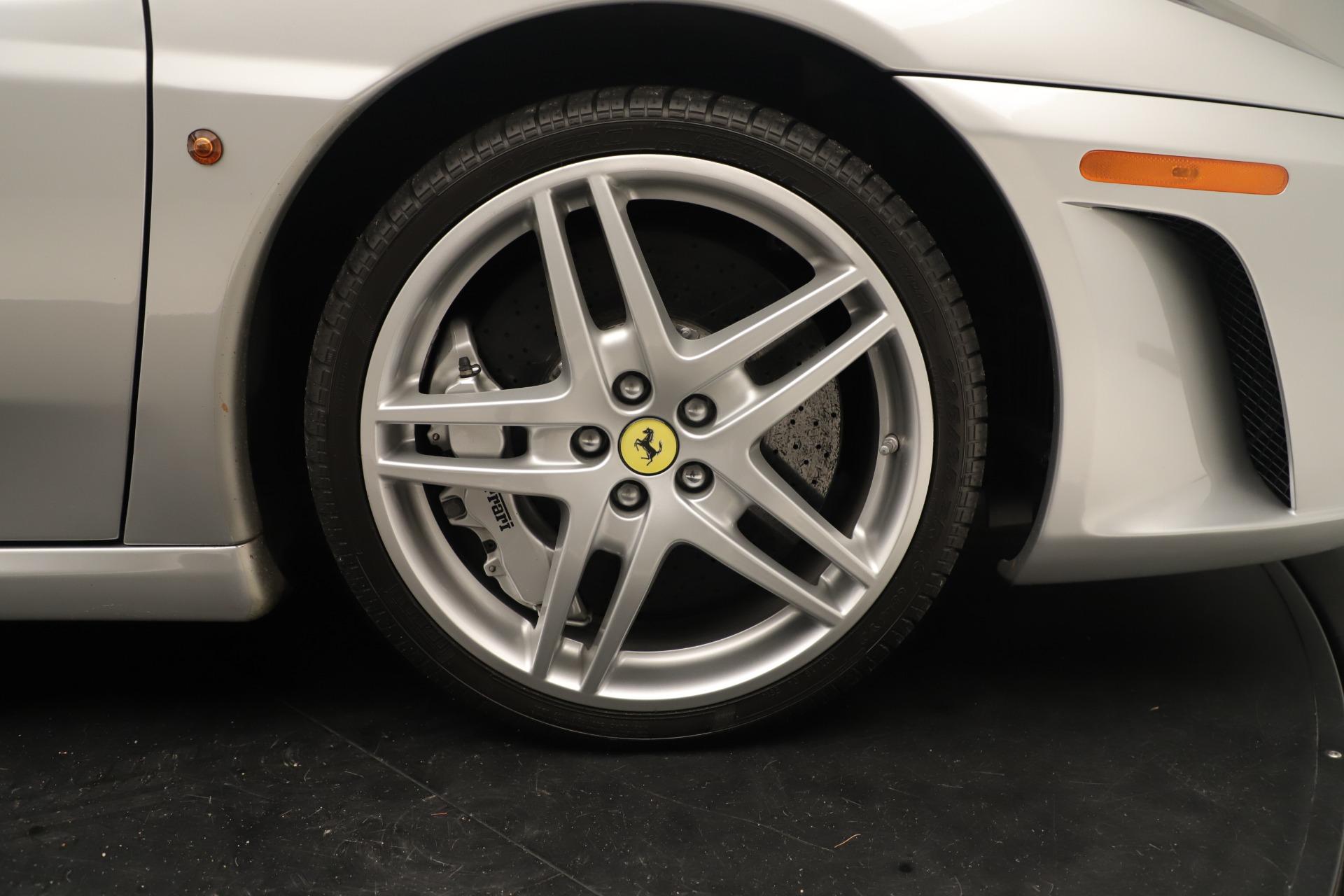 Used 2008 Ferrari F430 Spider  For Sale In Greenwich, CT. Alfa Romeo of Greenwich, 4584 3391_p19