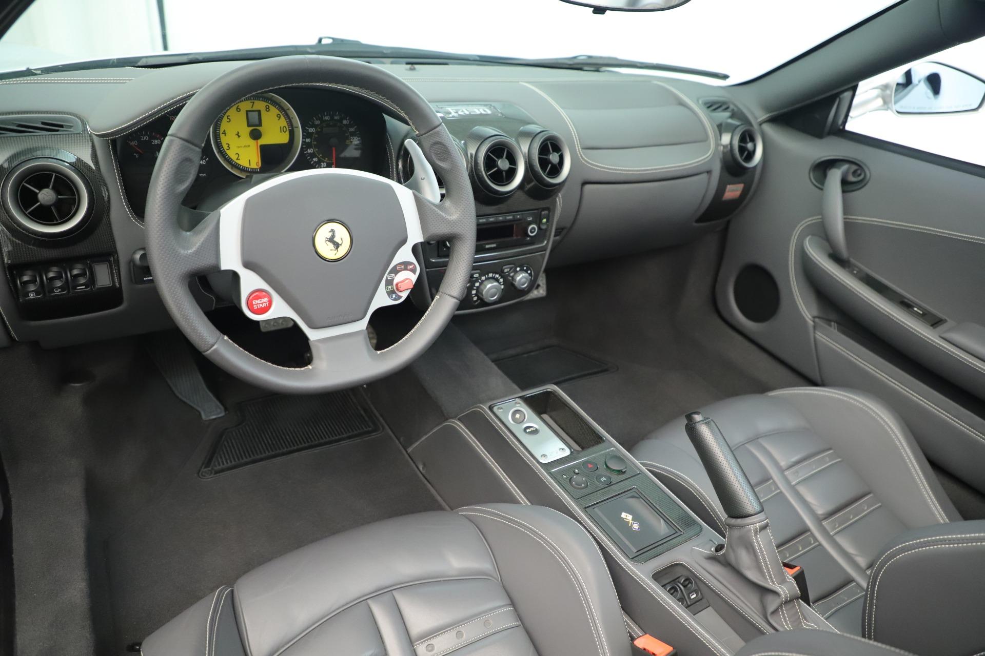 Used 2008 Ferrari F430 Spider  For Sale In Greenwich, CT. Alfa Romeo of Greenwich, 4584 3391_p20