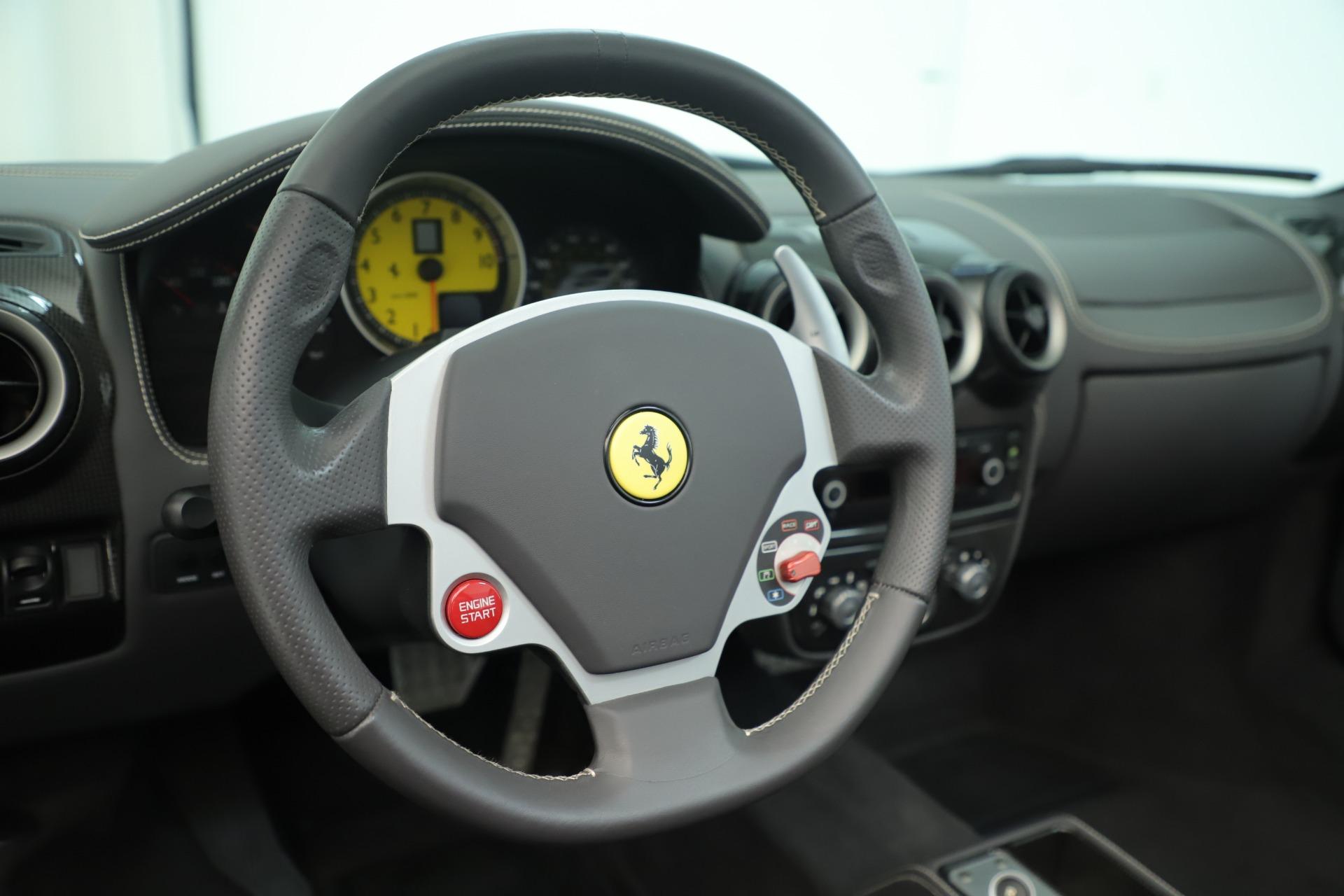Used 2008 Ferrari F430 Spider  For Sale In Greenwich, CT. Alfa Romeo of Greenwich, 4584 3391_p28