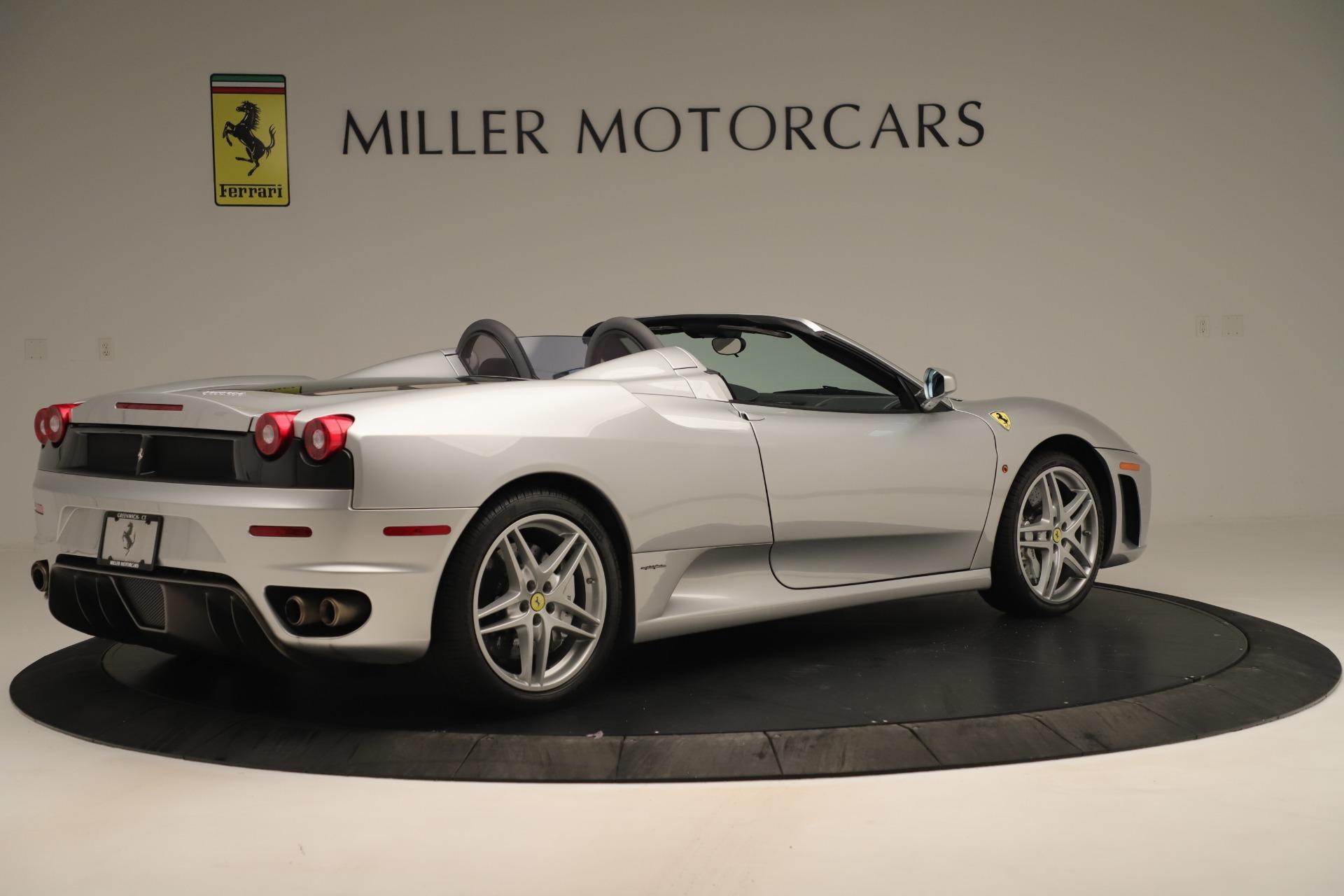 Used 2008 Ferrari F430 Spider  For Sale In Greenwich, CT. Alfa Romeo of Greenwich, 4584 3391_p8