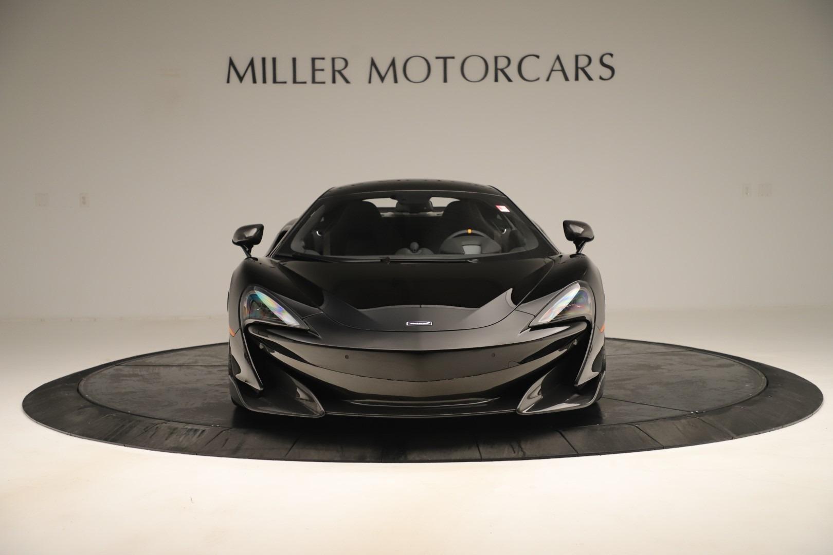 New 2019 McLaren 600LT Coupe For Sale In Greenwich, CT. Alfa Romeo of Greenwich, MC452 3392_p11