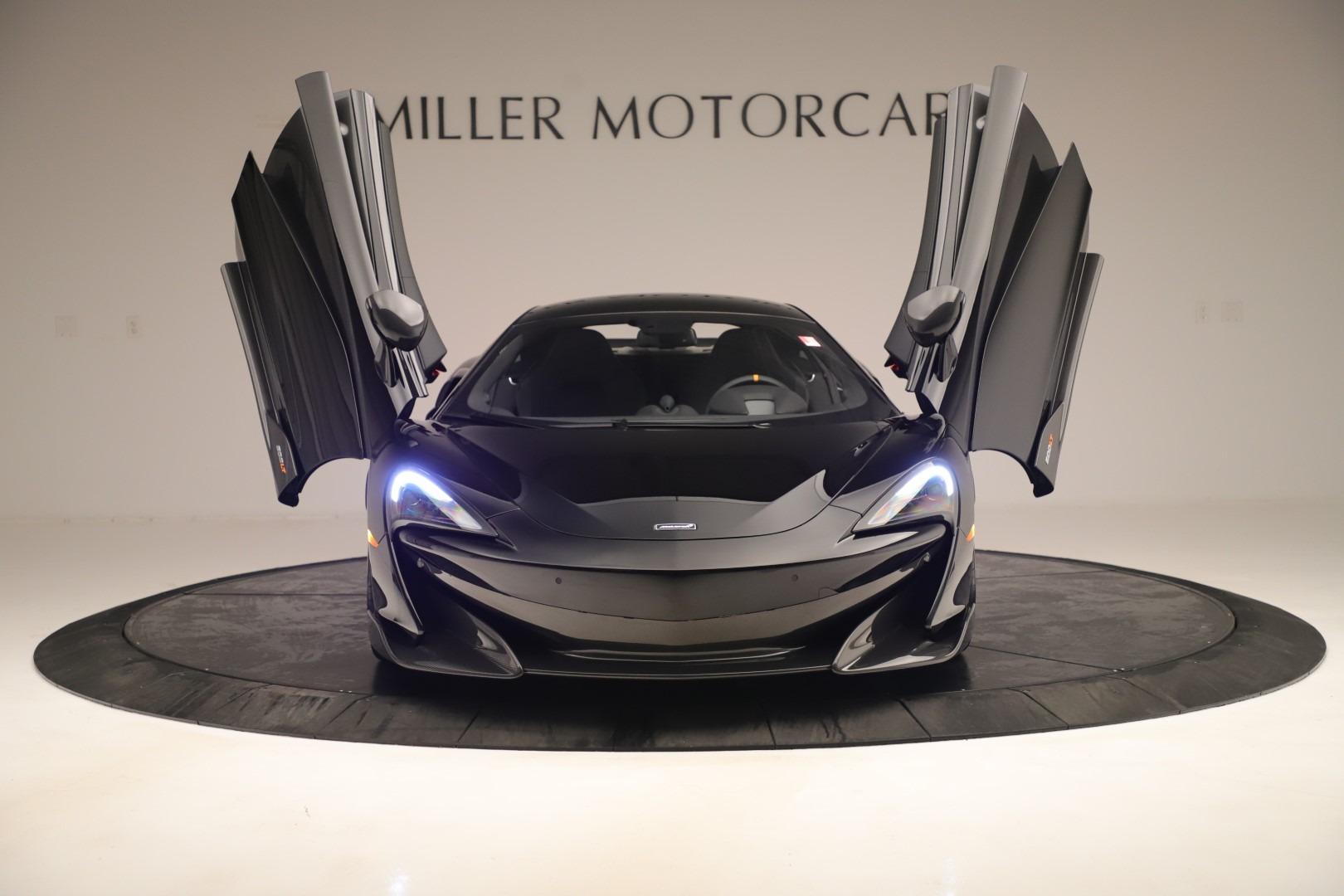 New 2019 McLaren 600LT Coupe For Sale In Greenwich, CT. Alfa Romeo of Greenwich, MC452 3392_p12