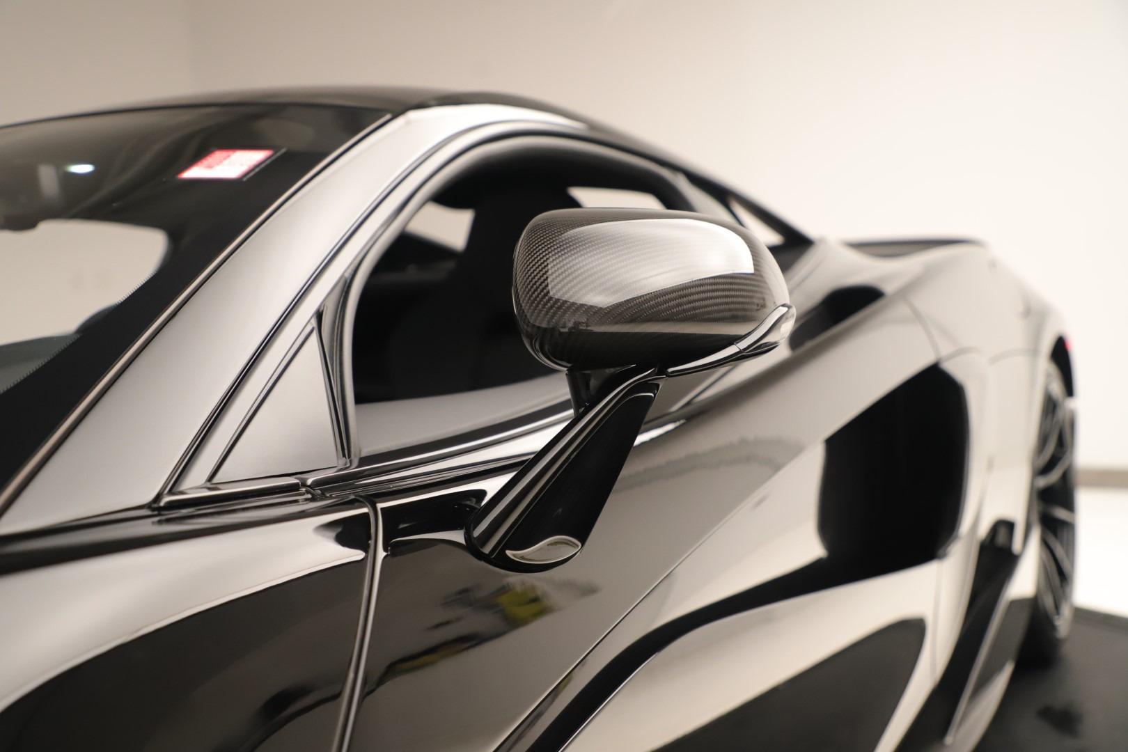 New 2019 McLaren 600LT Coupe For Sale In Greenwich, CT. Alfa Romeo of Greenwich, MC452 3392_p16