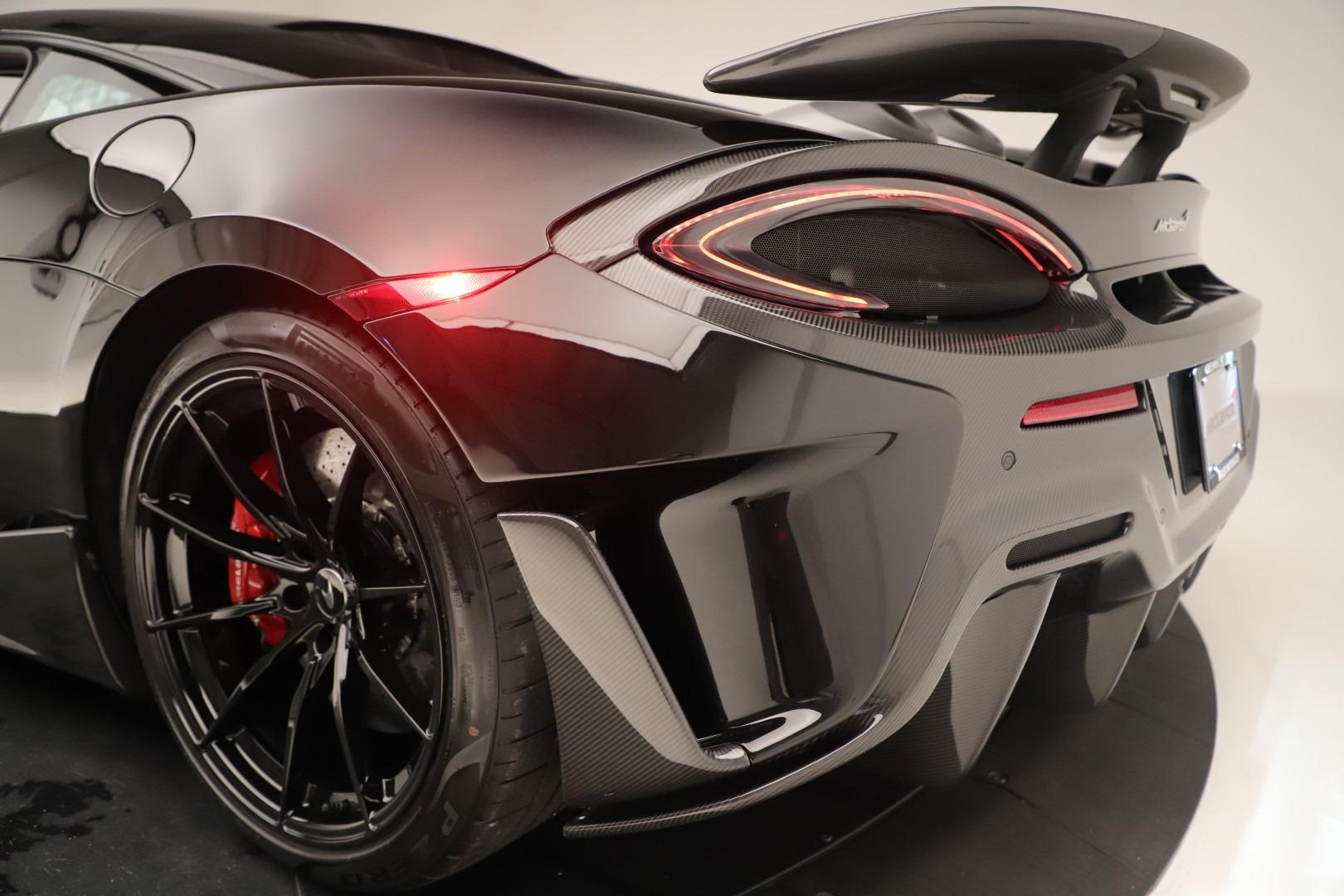 New 2019 McLaren 600LT Coupe For Sale In Greenwich, CT. Alfa Romeo of Greenwich, MC452 3392_p17