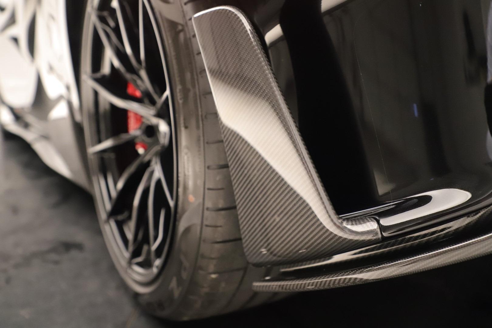 New 2019 McLaren 600LT Coupe For Sale In Greenwich, CT. Alfa Romeo of Greenwich, MC452 3392_p18