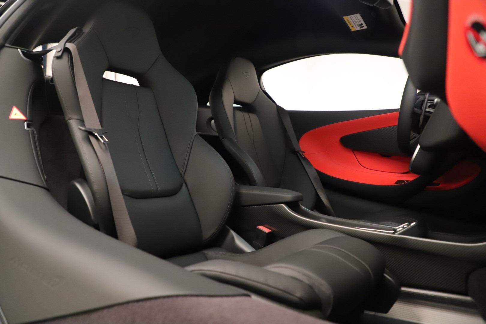 New 2019 McLaren 600LT Coupe For Sale In Greenwich, CT. Alfa Romeo of Greenwich, MC452 3392_p25