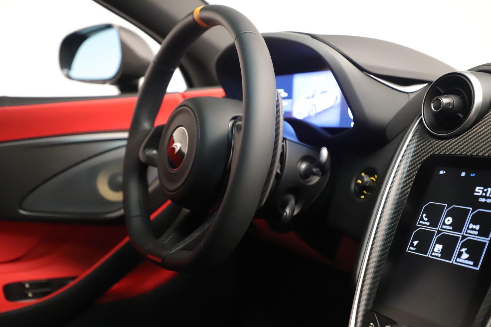 New 2019 McLaren 600LT Coupe For Sale In Greenwich, CT. Alfa Romeo of Greenwich, MC452 3392_p26