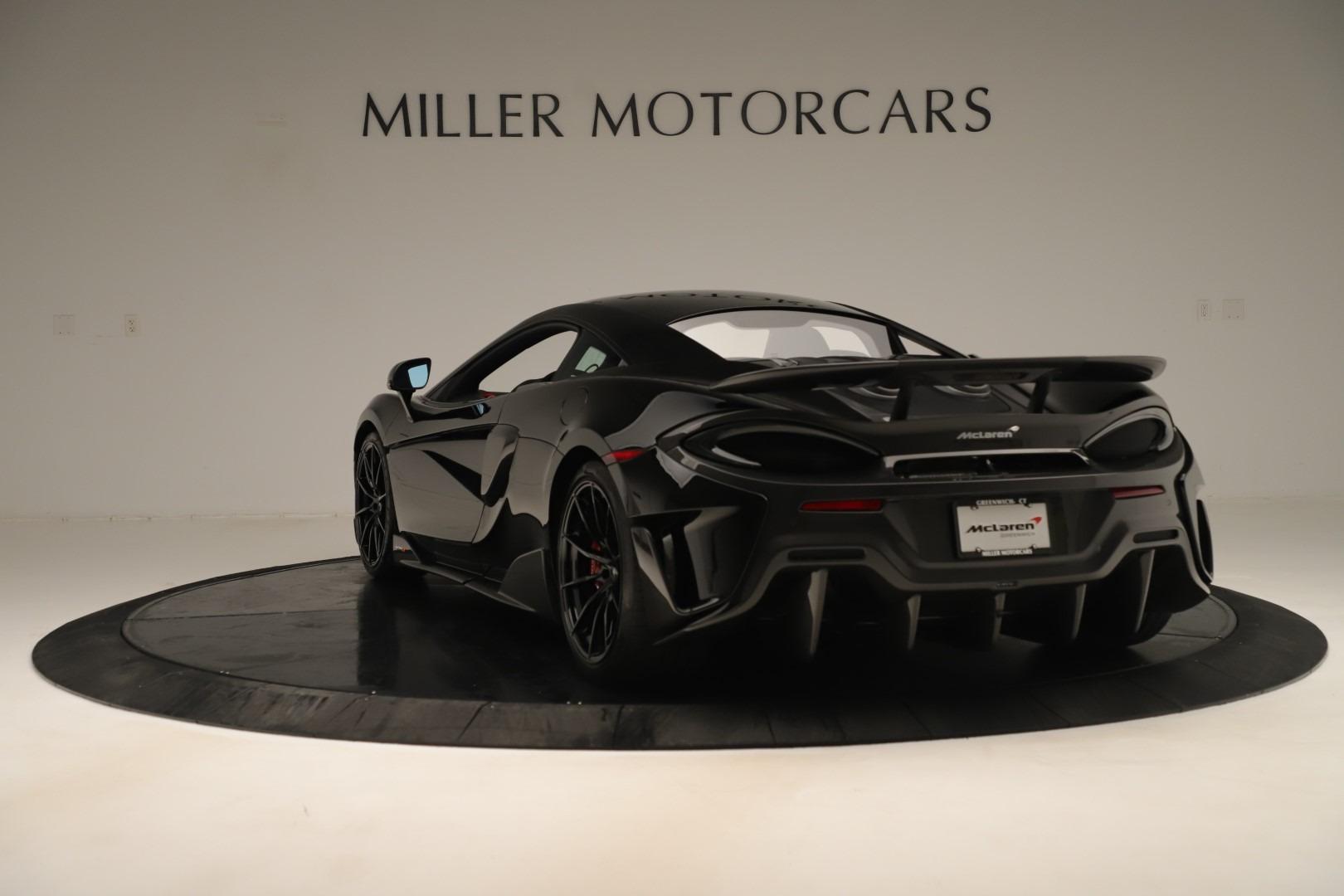 New 2019 McLaren 600LT Coupe For Sale In Greenwich, CT. Alfa Romeo of Greenwich, MC452 3392_p4