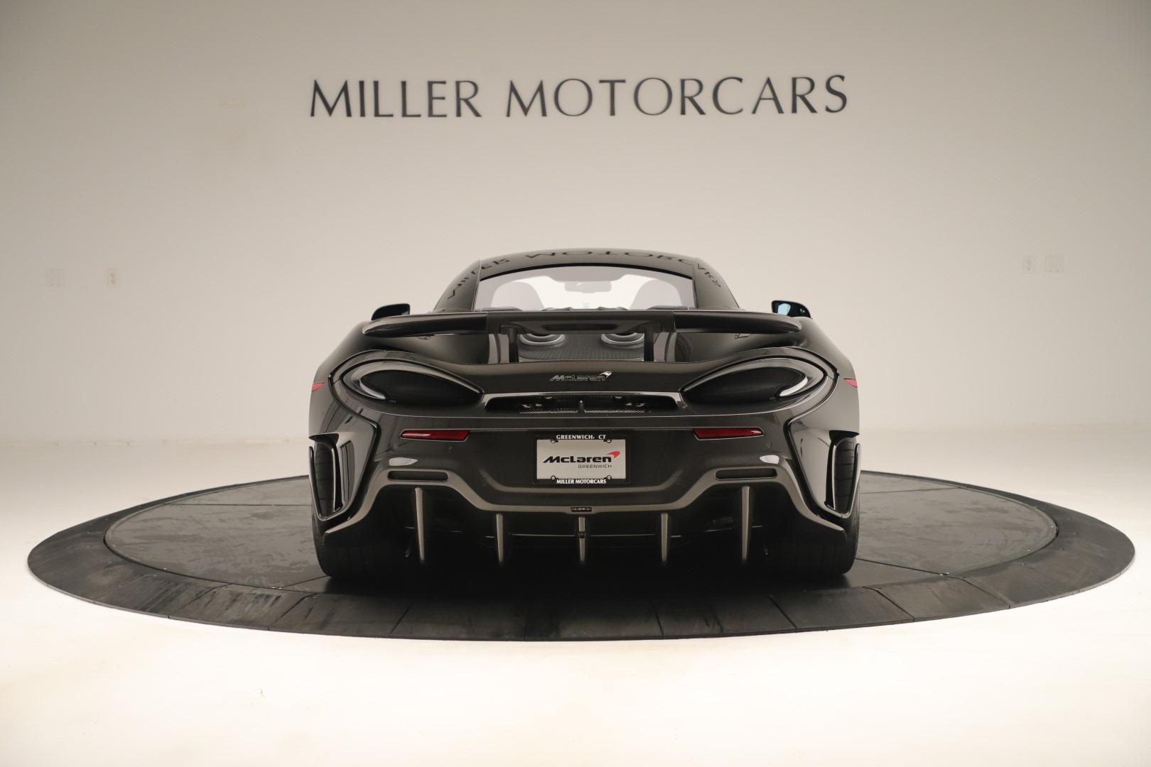 New 2019 McLaren 600LT Coupe For Sale In Greenwich, CT. Alfa Romeo of Greenwich, MC452 3392_p5