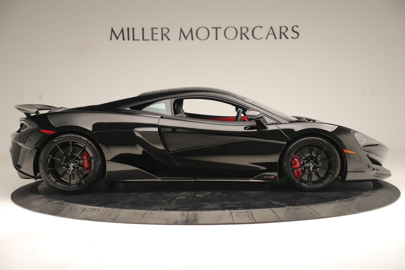 New 2019 McLaren 600LT Coupe For Sale In Greenwich, CT. Alfa Romeo of Greenwich, MC452 3392_p8