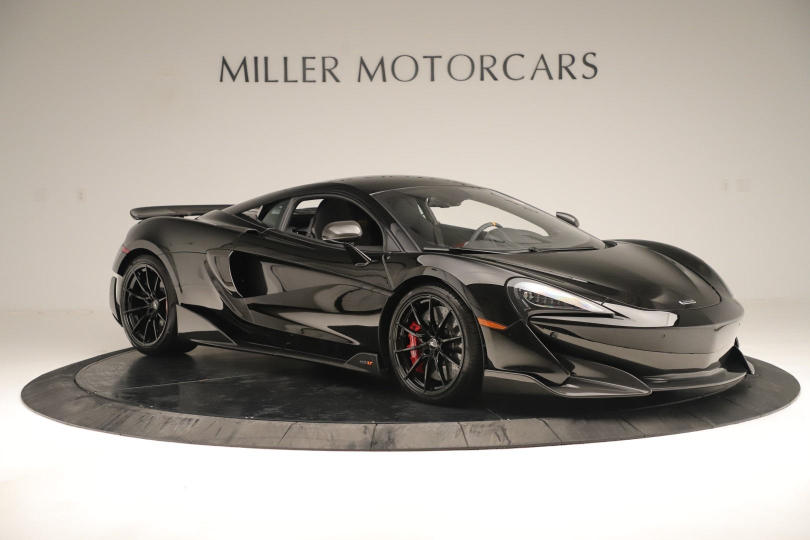 New 2019 McLaren 600LT Coupe For Sale In Greenwich, CT. Alfa Romeo of Greenwich, MC452 3392_p9