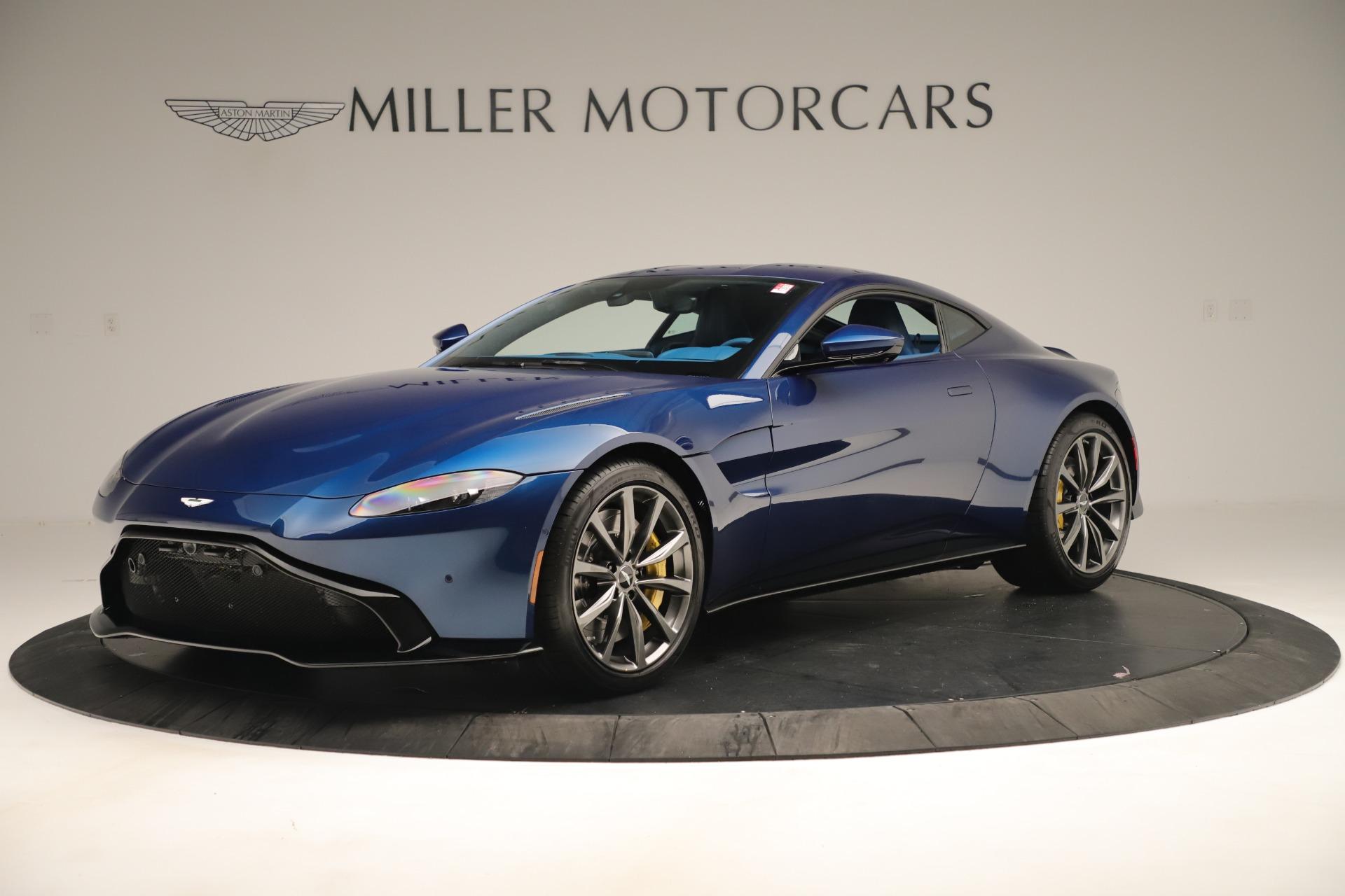 New 2020 Aston Martin Vantage Coupe For Sale In Greenwich, CT. Alfa Romeo of Greenwich, A1402 3393_main