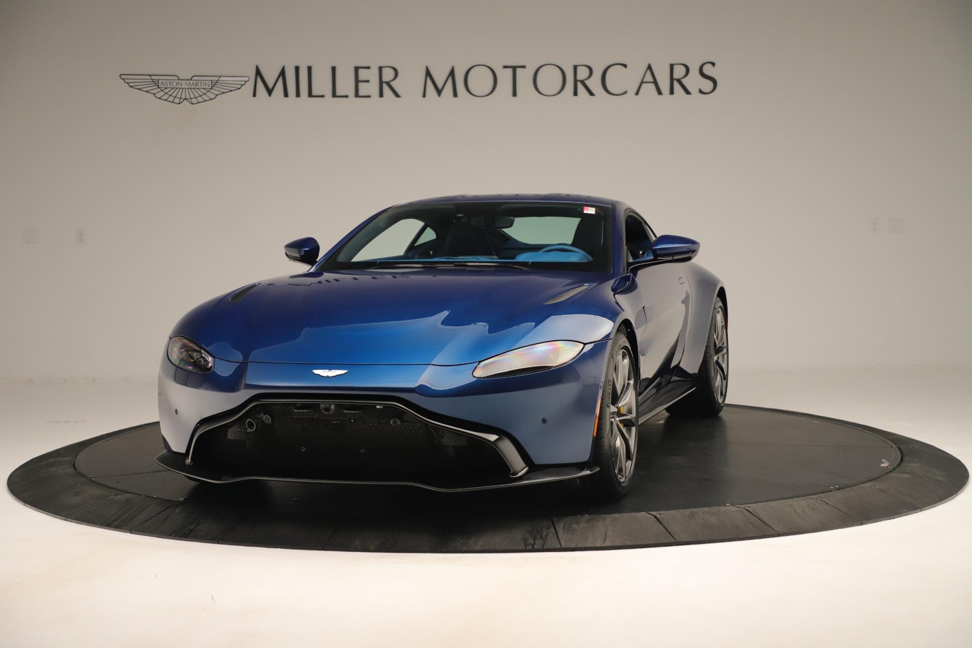 New 2020 Aston Martin Vantage Coupe For Sale In Greenwich, CT. Alfa Romeo of Greenwich, A1402 3393_p2