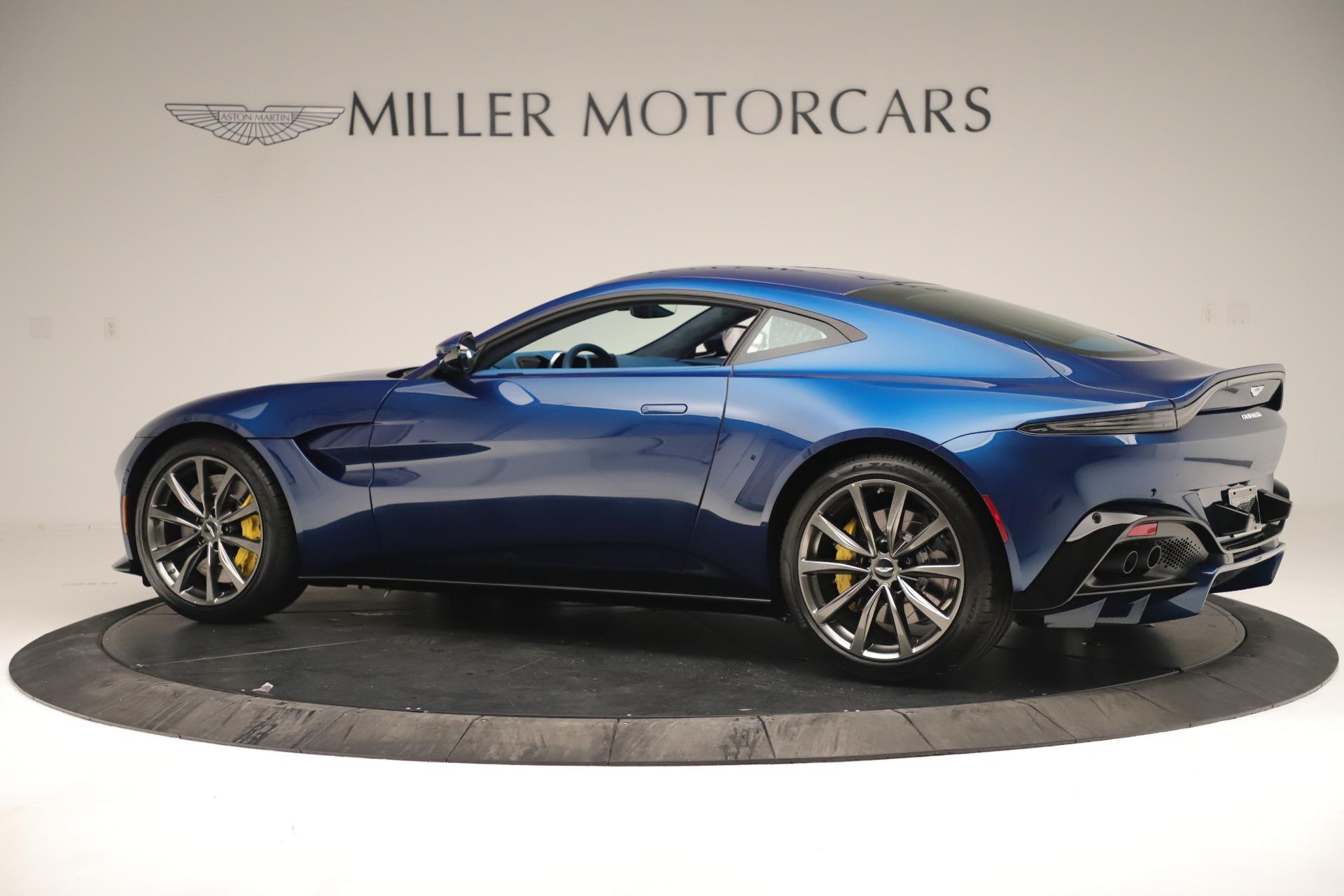 New 2020 Aston Martin Vantage Coupe For Sale In Greenwich, CT. Alfa Romeo of Greenwich, A1402 3393_p4