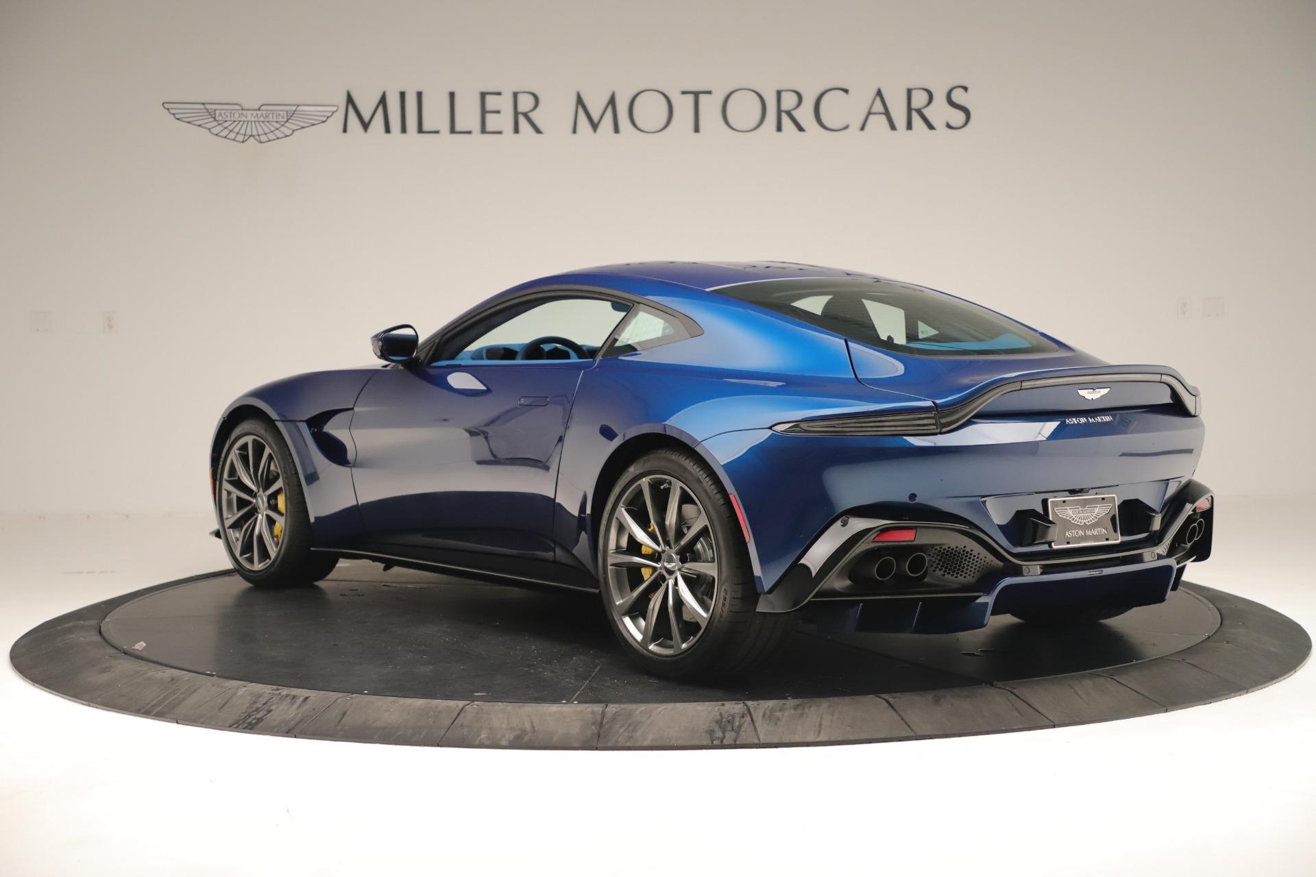 New 2020 Aston Martin Vantage Coupe For Sale In Greenwich, CT. Alfa Romeo of Greenwich, A1402 3393_p5