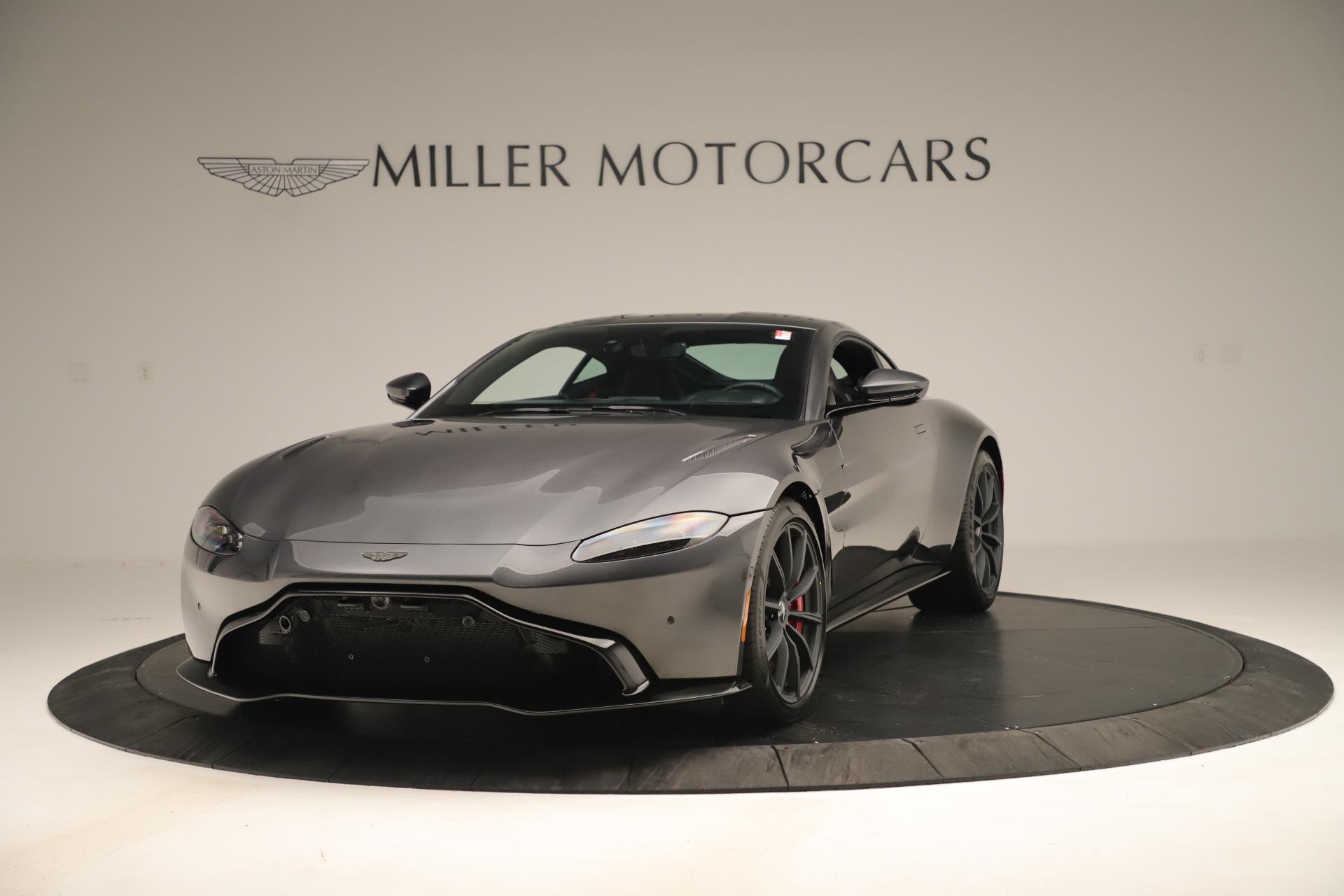 New 2020 Aston Martin Vantage  For Sale In Greenwich, CT. Alfa Romeo of Greenwich, A1400 3394_p12