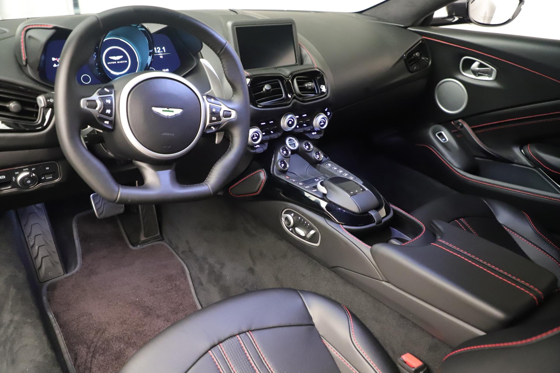 New 2020 Aston Martin Vantage  For Sale In Greenwich, CT. Alfa Romeo of Greenwich, A1400 3394_p14