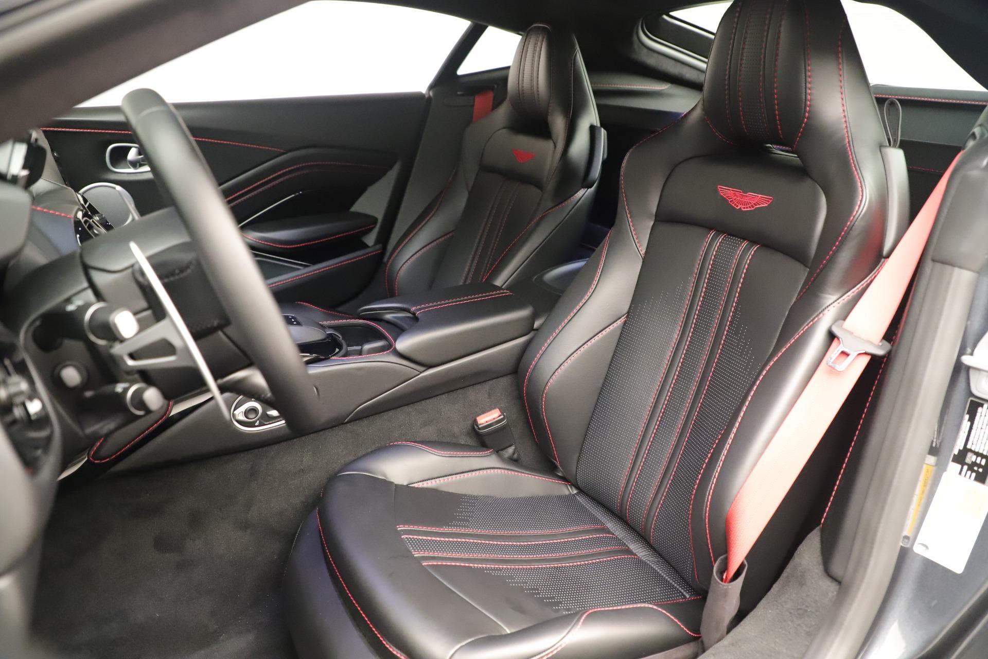 New 2020 Aston Martin Vantage  For Sale In Greenwich, CT. Alfa Romeo of Greenwich, A1400 3394_p16