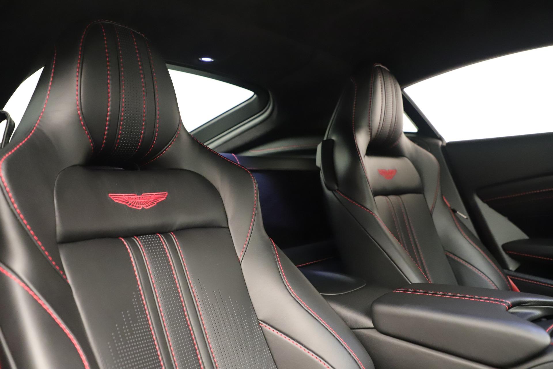 New 2020 Aston Martin Vantage  For Sale In Greenwich, CT. Alfa Romeo of Greenwich, A1400 3394_p17