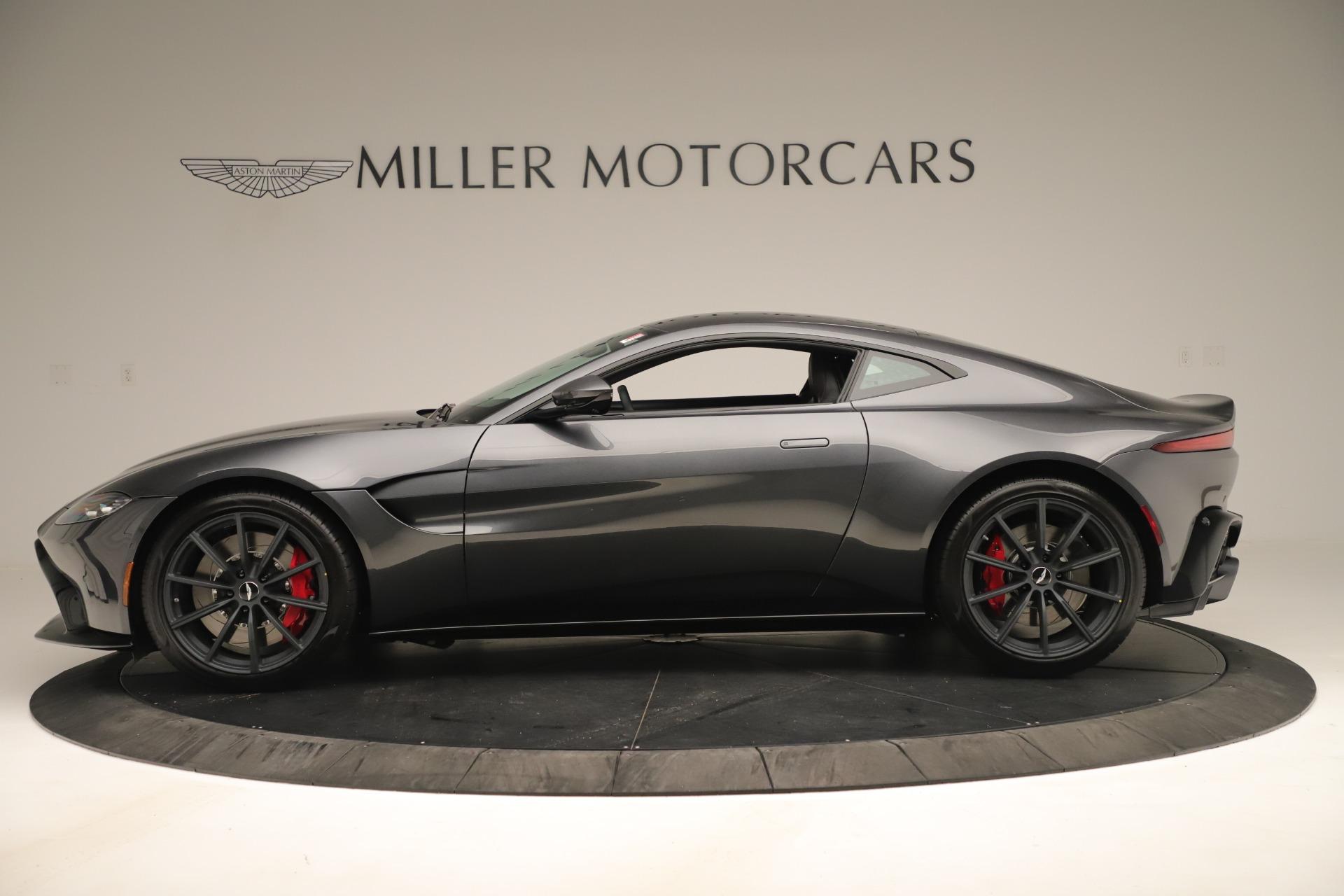 New 2020 Aston Martin Vantage  For Sale In Greenwich, CT. Alfa Romeo of Greenwich, A1400 3394_p2