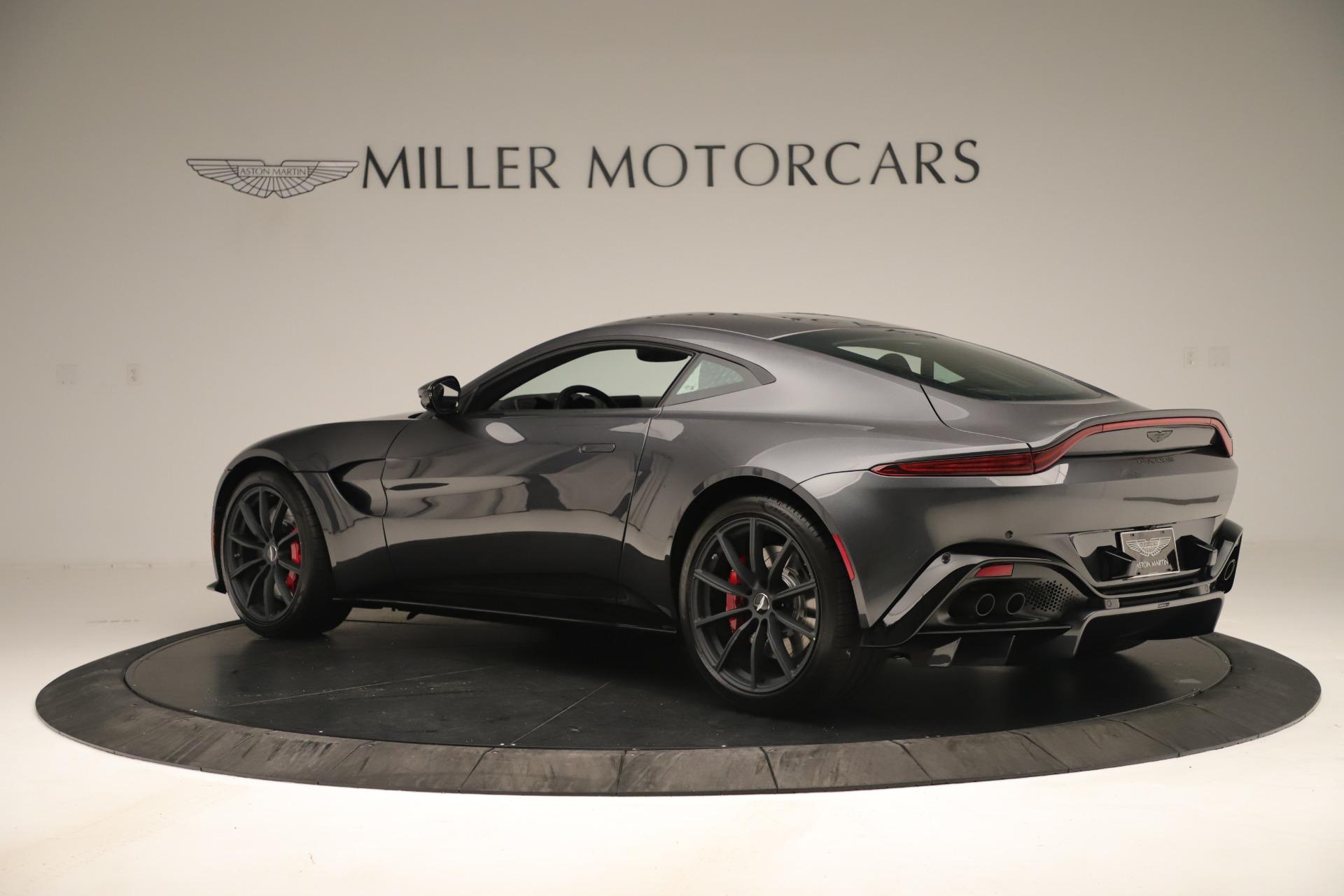 New 2020 Aston Martin Vantage  For Sale In Greenwich, CT. Alfa Romeo of Greenwich, A1400 3394_p3