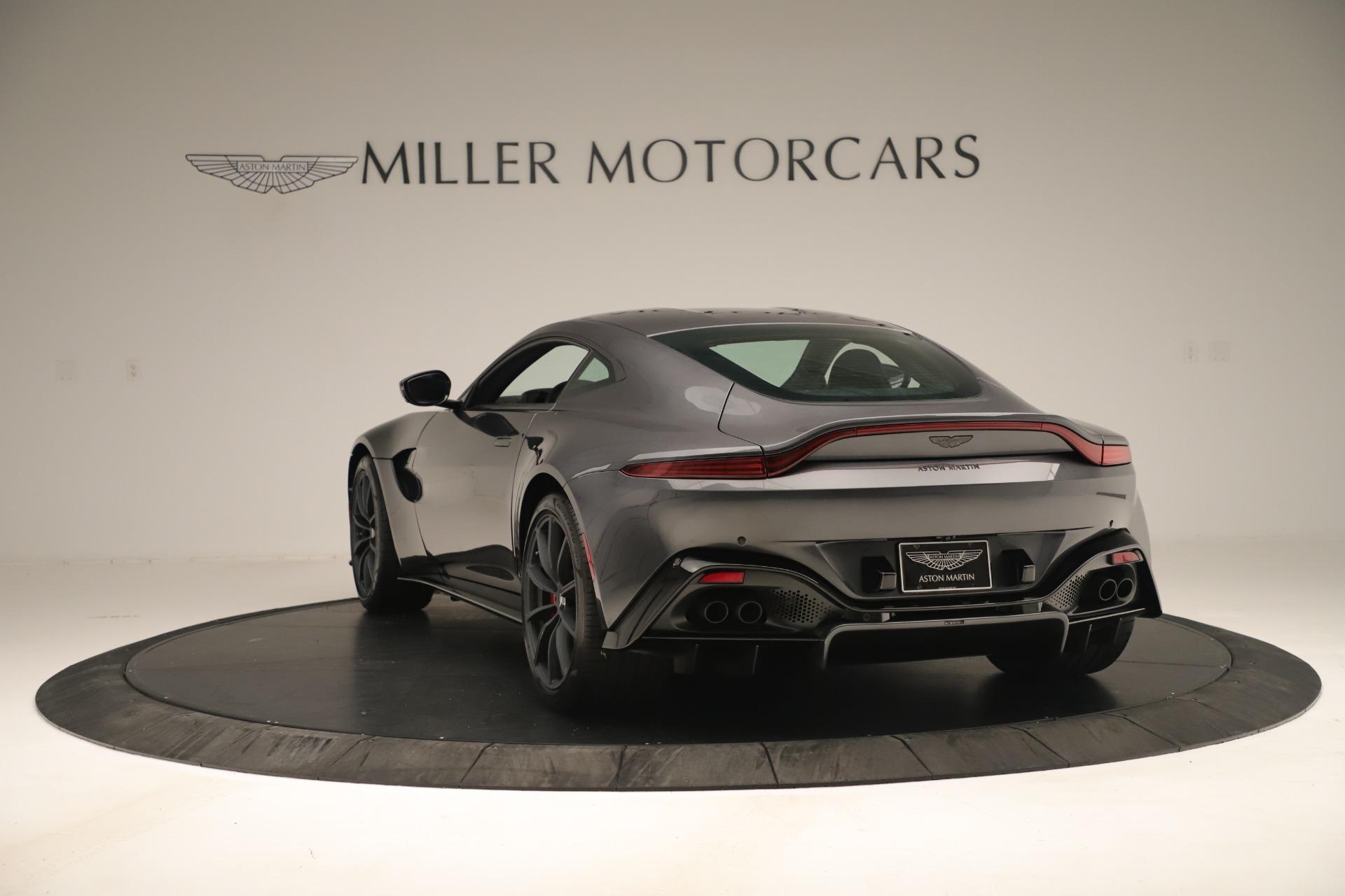 New 2020 Aston Martin Vantage  For Sale In Greenwich, CT. Alfa Romeo of Greenwich, A1400 3394_p4