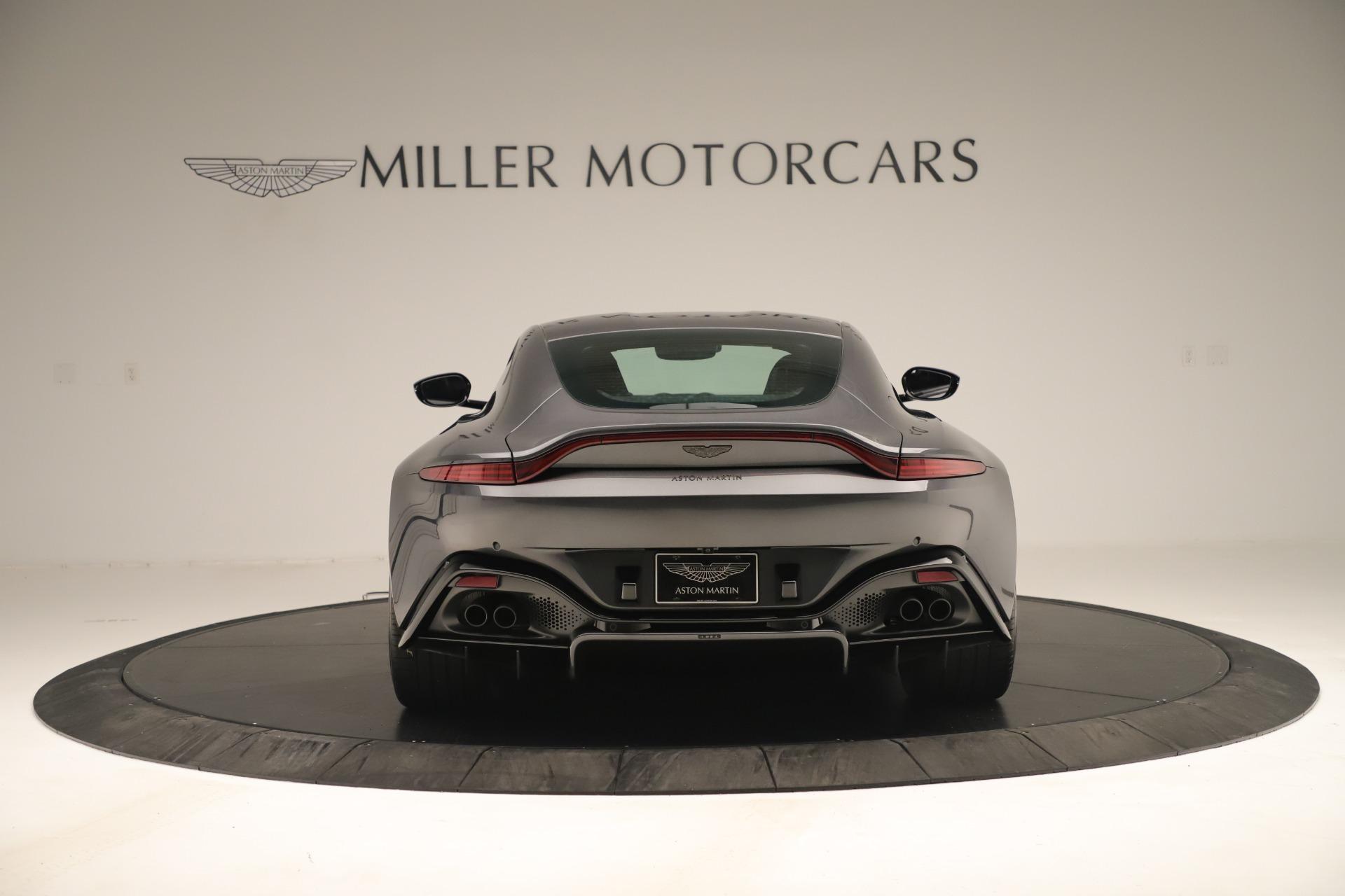 New 2020 Aston Martin Vantage  For Sale In Greenwich, CT. Alfa Romeo of Greenwich, A1400 3394_p5
