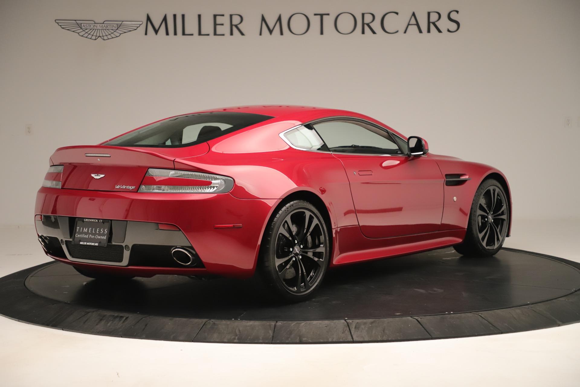 Used 2011 Aston Martin V12 Vantage Coupe For Sale In Greenwich, CT. Alfa Romeo of Greenwich, VANTAGEV12 3395_p10