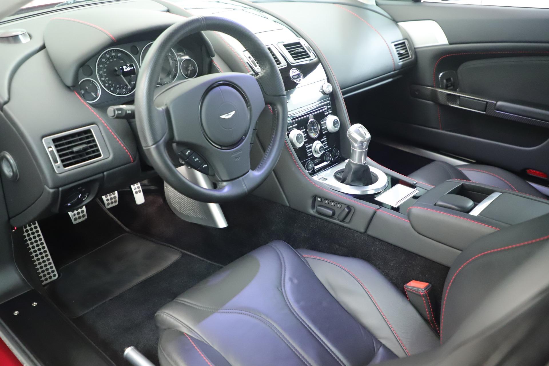 Used 2011 Aston Martin V12 Vantage Coupe For Sale In Greenwich, CT. Alfa Romeo of Greenwich, VANTAGEV12 3395_p20
