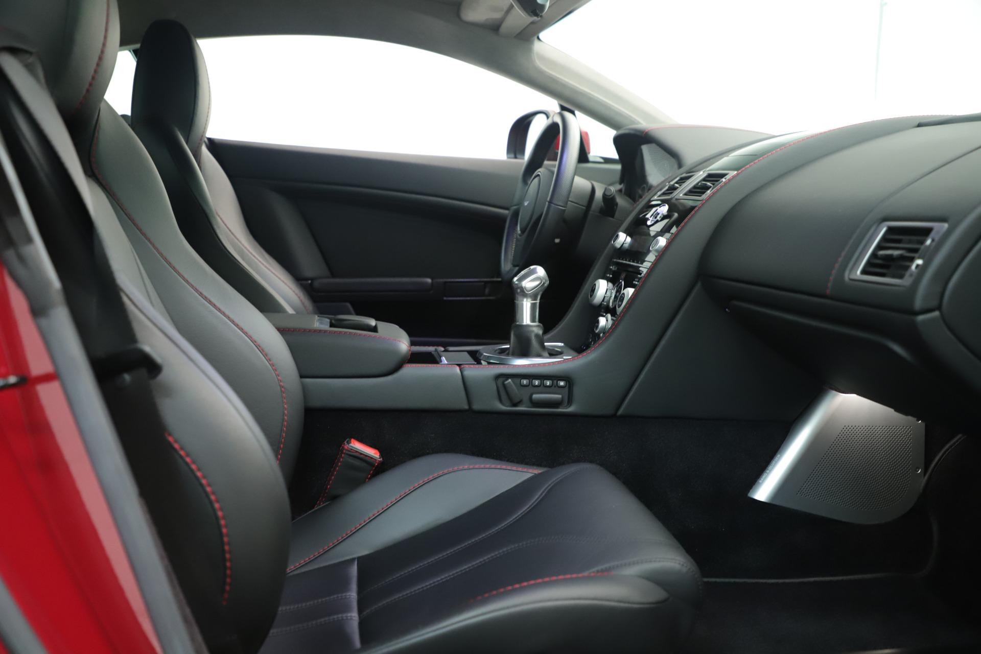 Used 2011 Aston Martin V12 Vantage Coupe For Sale In Greenwich, CT. Alfa Romeo of Greenwich, VANTAGEV12 3395_p27