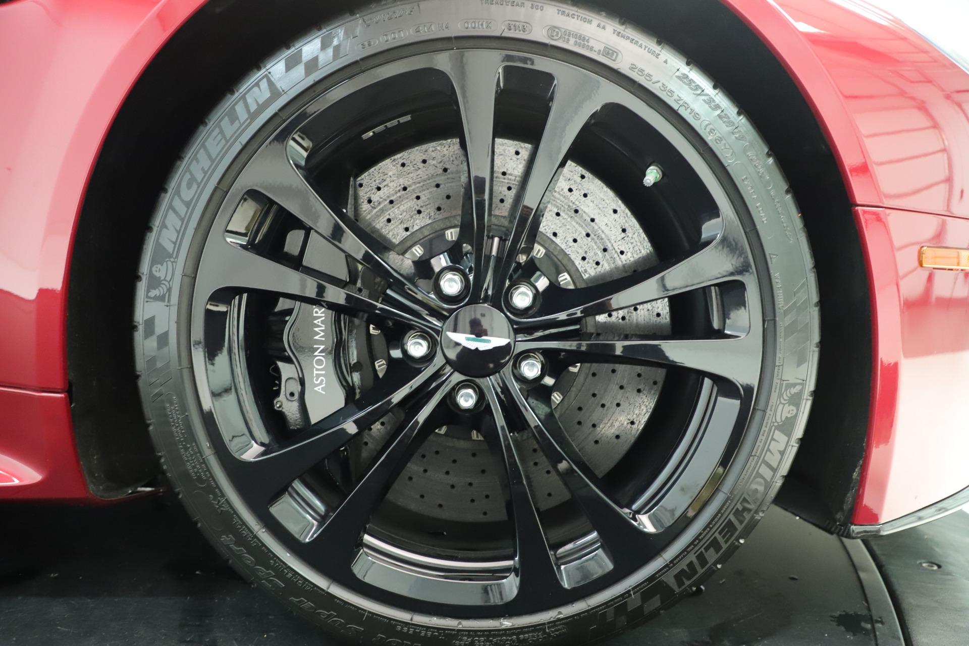 Used 2011 Aston Martin V12 Vantage Coupe For Sale In Greenwich, CT. Alfa Romeo of Greenwich, VANTAGEV12 3395_p33