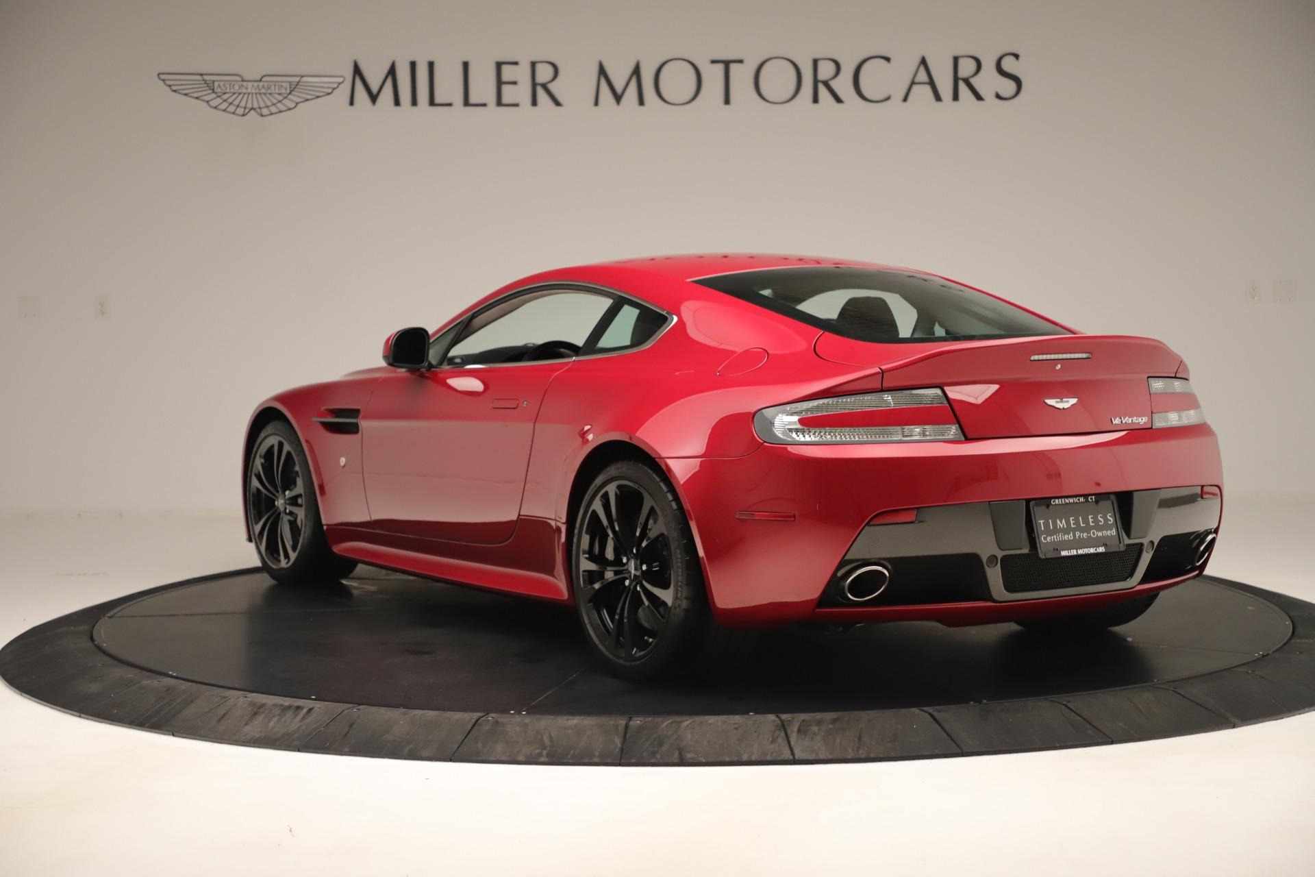 Used 2011 Aston Martin V12 Vantage Coupe For Sale In Greenwich, CT. Alfa Romeo of Greenwich, VANTAGEV12 3395_p6