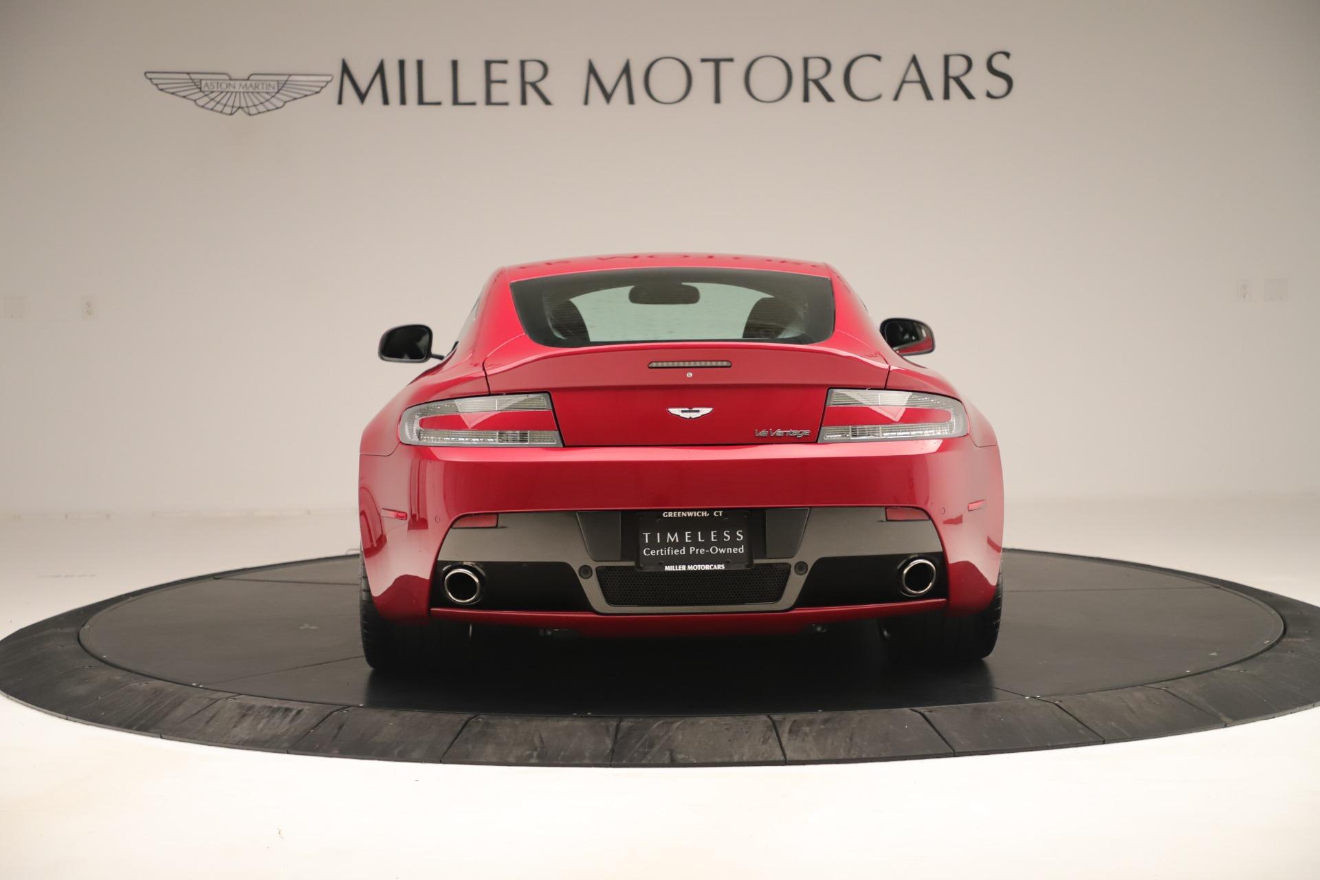 Used 2011 Aston Martin V12 Vantage Coupe For Sale In Greenwich, CT. Alfa Romeo of Greenwich, VANTAGEV12 3395_p8