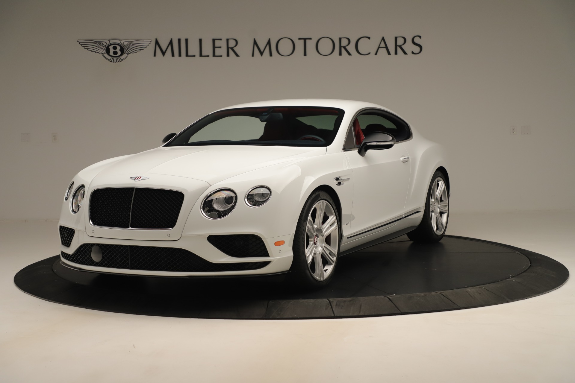 Used 2016 Bentley Continental GT V8 S For Sale In Greenwich, CT. Alfa Romeo of Greenwich, 7629