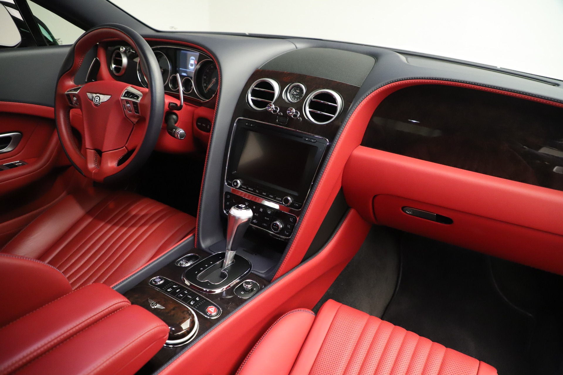 Used 2016 Bentley Continental GT V8 S For Sale In Greenwich, CT. Alfa Romeo of Greenwich, 7629 3399_p29