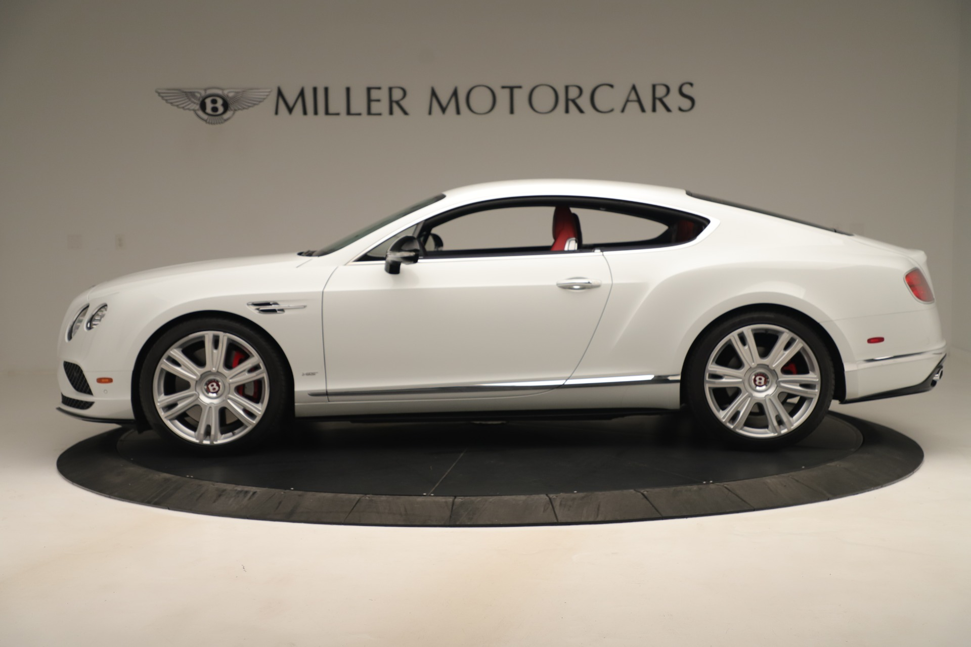 Used 2016 Bentley Continental GT V8 S For Sale In Greenwich, CT. Alfa Romeo of Greenwich, 7629 3399_p3
