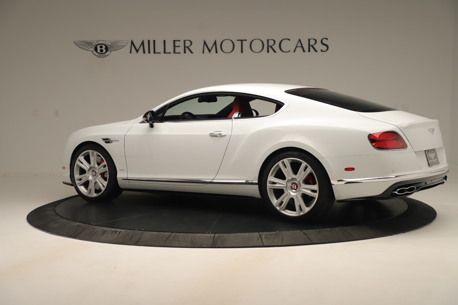 Used 2016 Bentley Continental GT V8 S For Sale In Greenwich, CT. Alfa Romeo of Greenwich, 7629 3399_p4