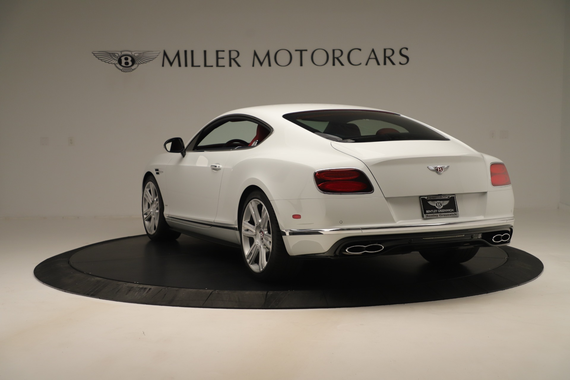 Used 2016 Bentley Continental GT V8 S For Sale In Greenwich, CT. Alfa Romeo of Greenwich, 7629 3399_p5