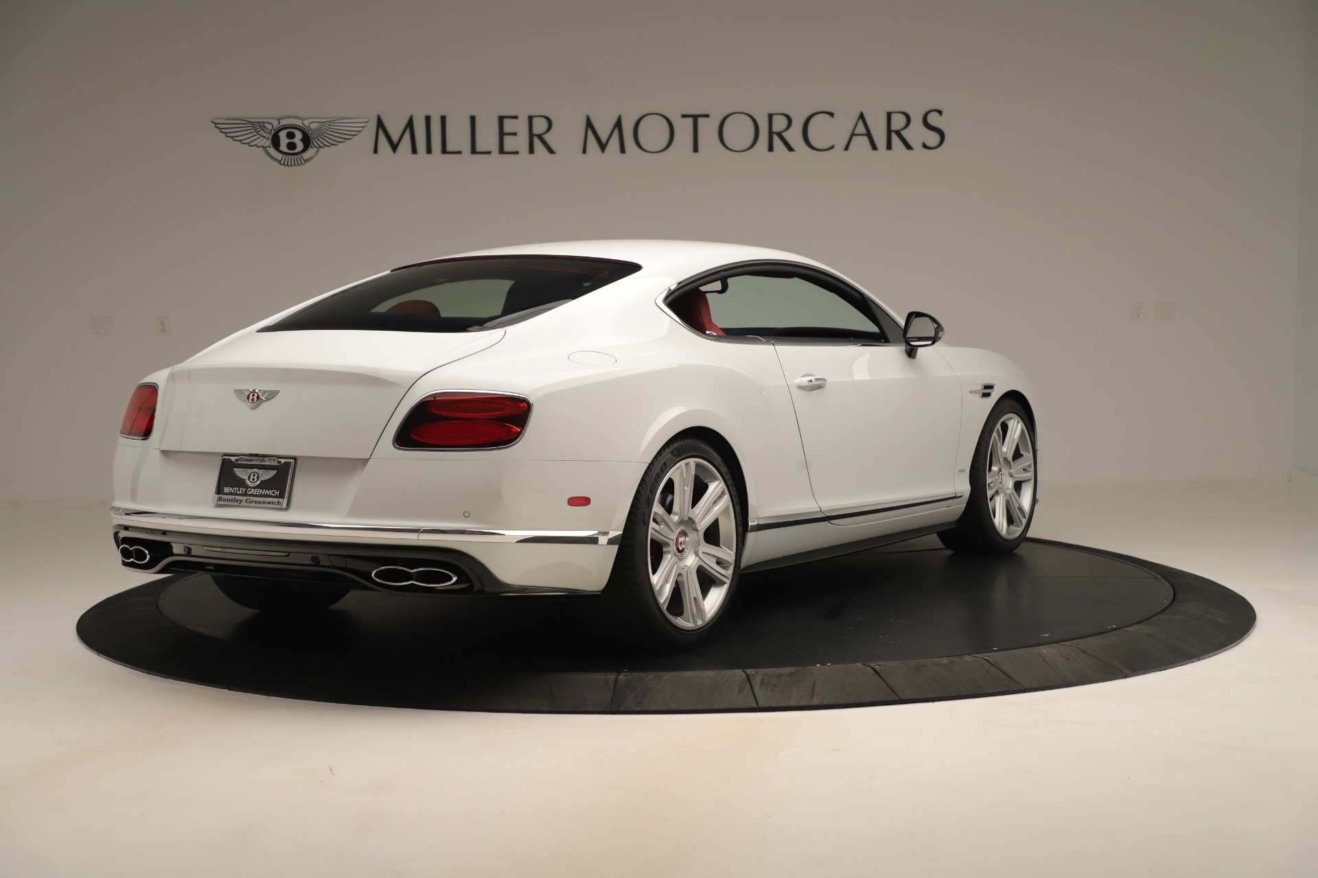 Used 2016 Bentley Continental GT V8 S For Sale In Greenwich, CT. Alfa Romeo of Greenwich, 7629 3399_p7