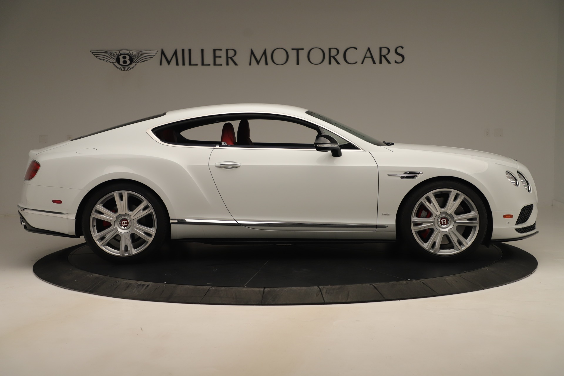 Used 2016 Bentley Continental GT V8 S For Sale In Greenwich, CT. Alfa Romeo of Greenwich, 7629 3399_p9