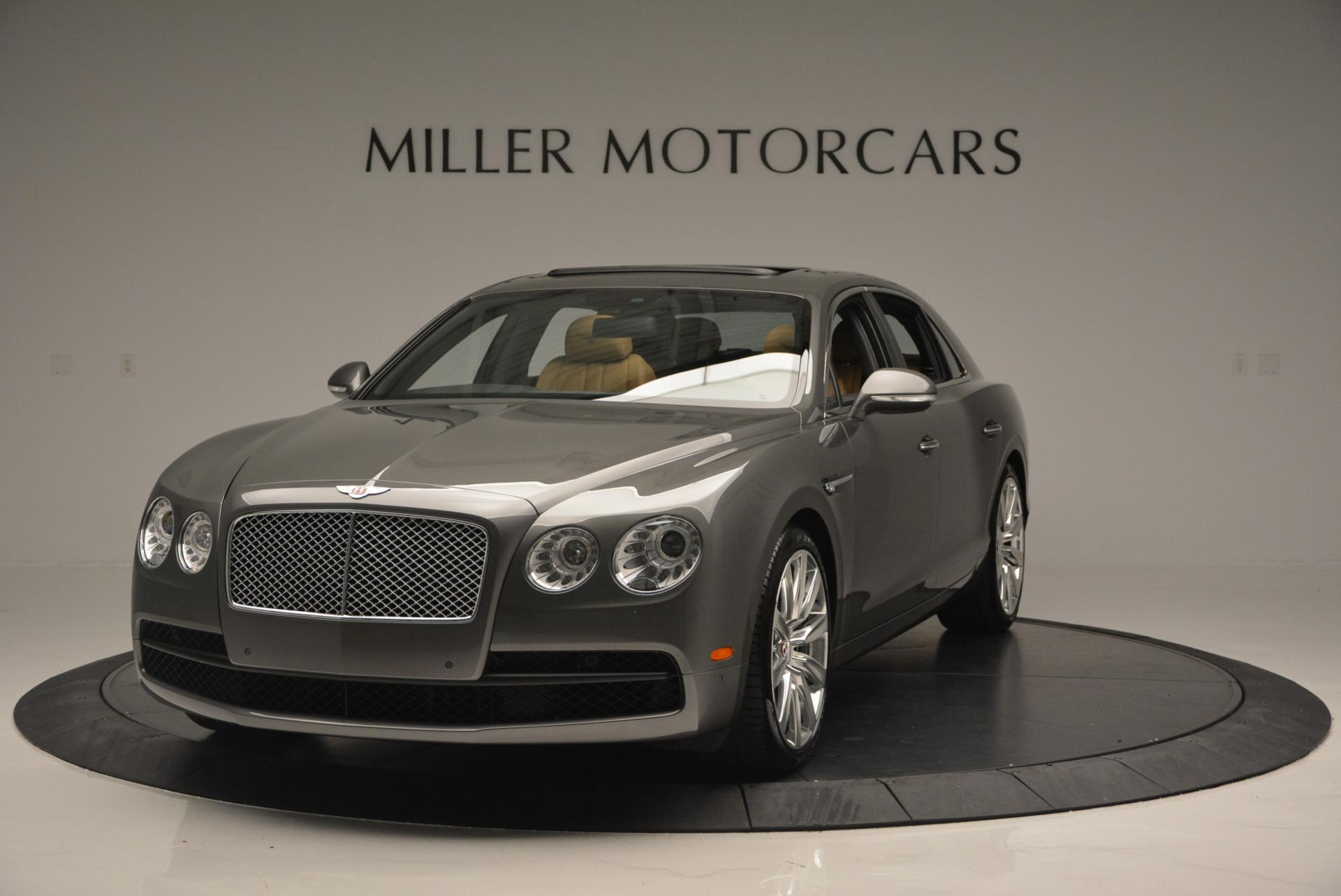 Used 2016 Bentley Flying Spur V8  For Sale In Greenwich, CT. Alfa Romeo of Greenwich, B1155