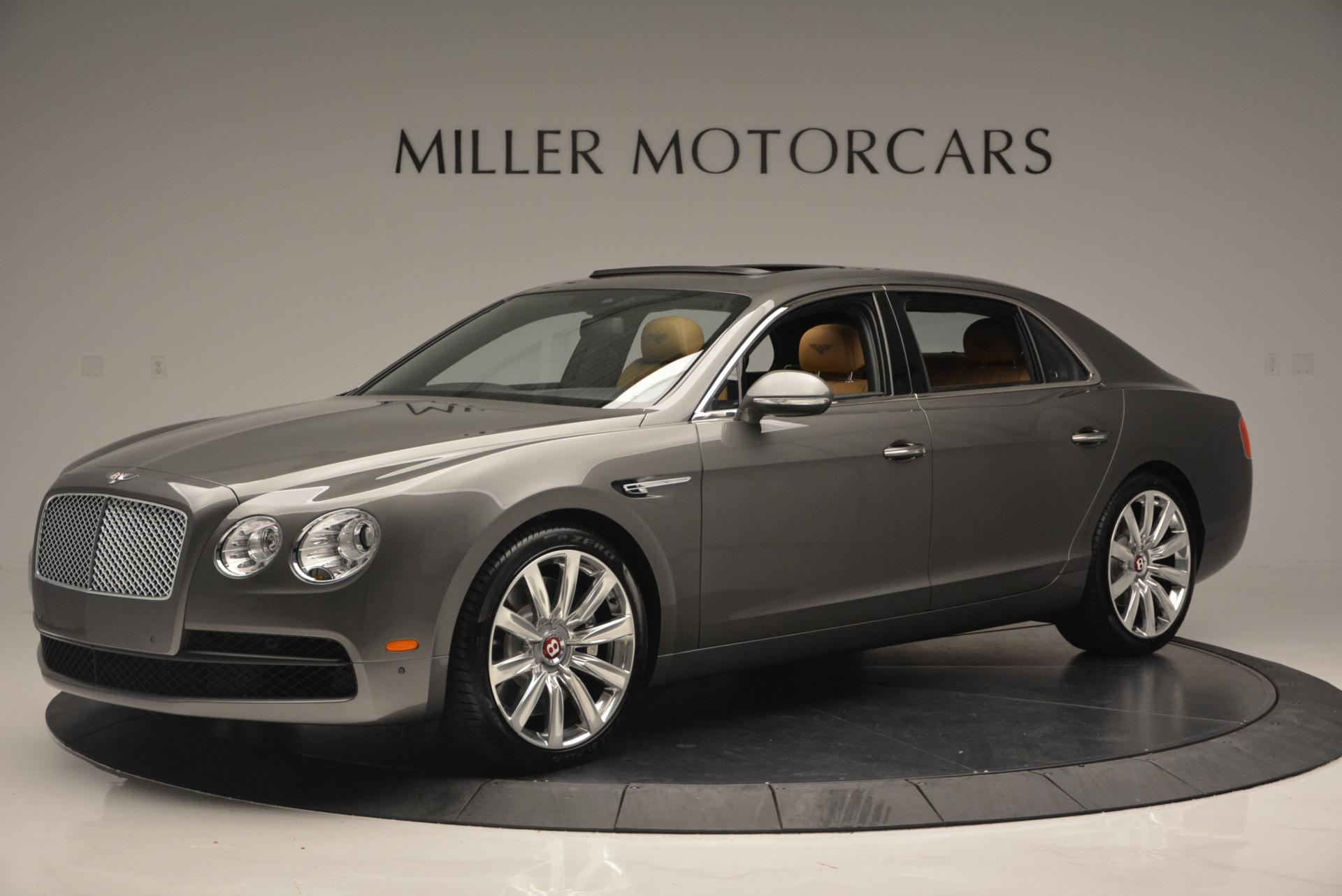 Used 2016 Bentley Flying Spur V8  For Sale In Greenwich, CT. Alfa Romeo of Greenwich, B1155 34_p2