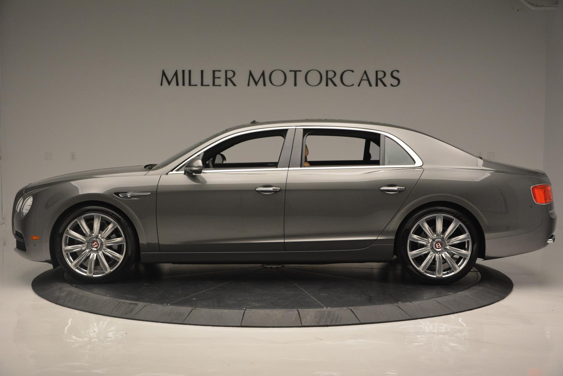Used 2016 Bentley Flying Spur V8  For Sale In Greenwich, CT. Alfa Romeo of Greenwich, B1155 34_p3