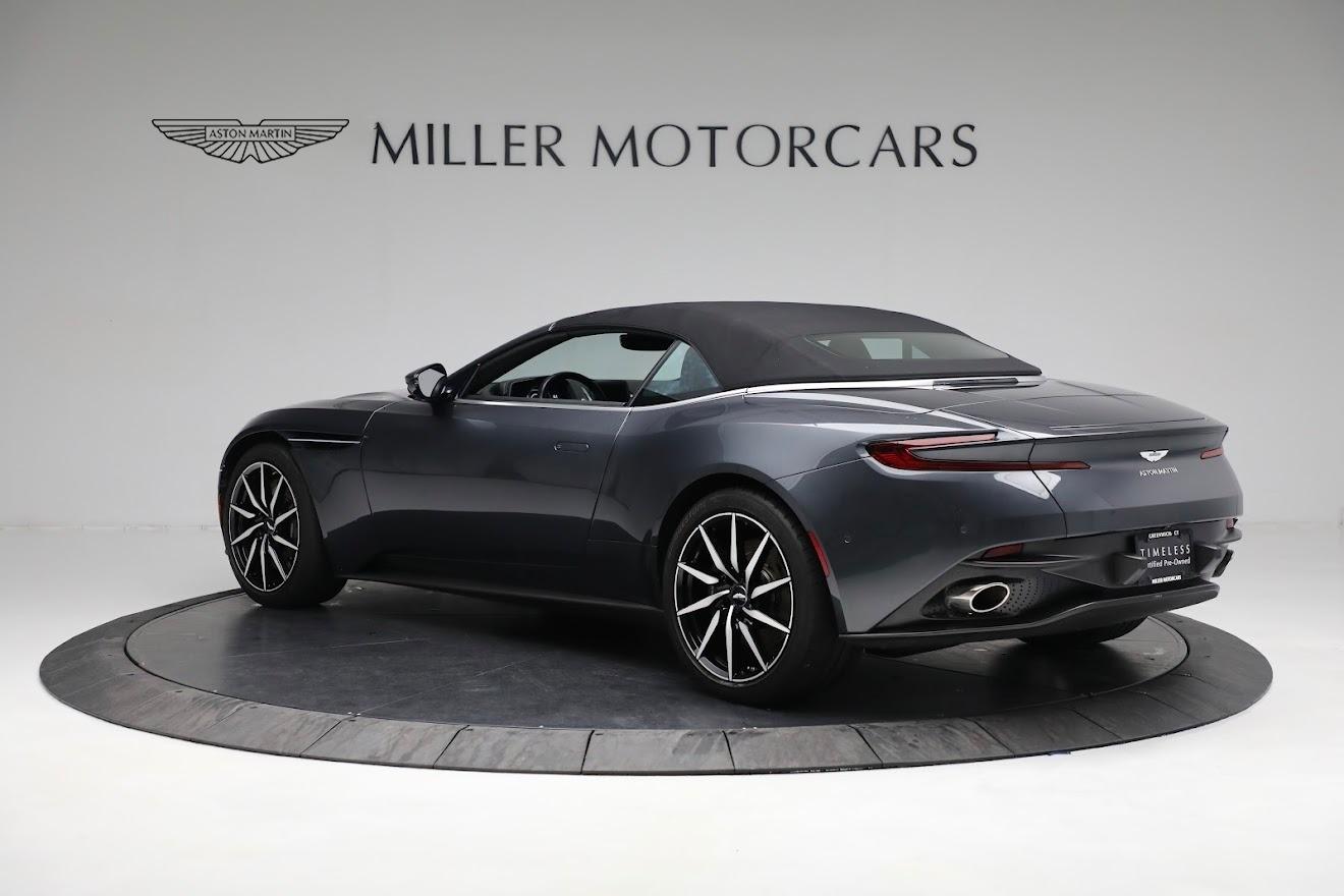 New 2019 Aston Martin DB11 V8 For Sale In Greenwich, CT. Alfa Romeo of Greenwich, A1383 3400_p15